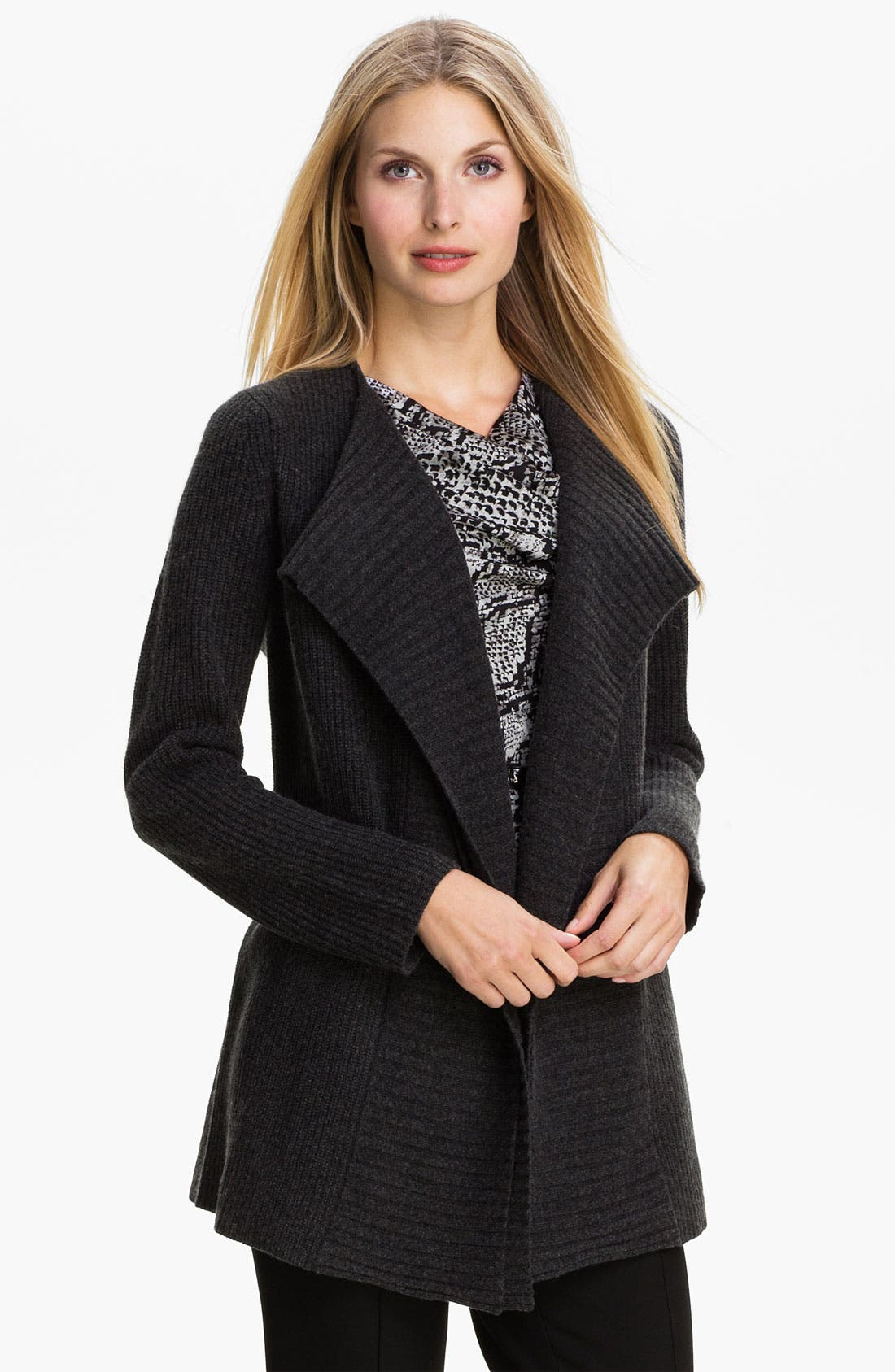 'Staccato' Cardigan, Main, color, 021