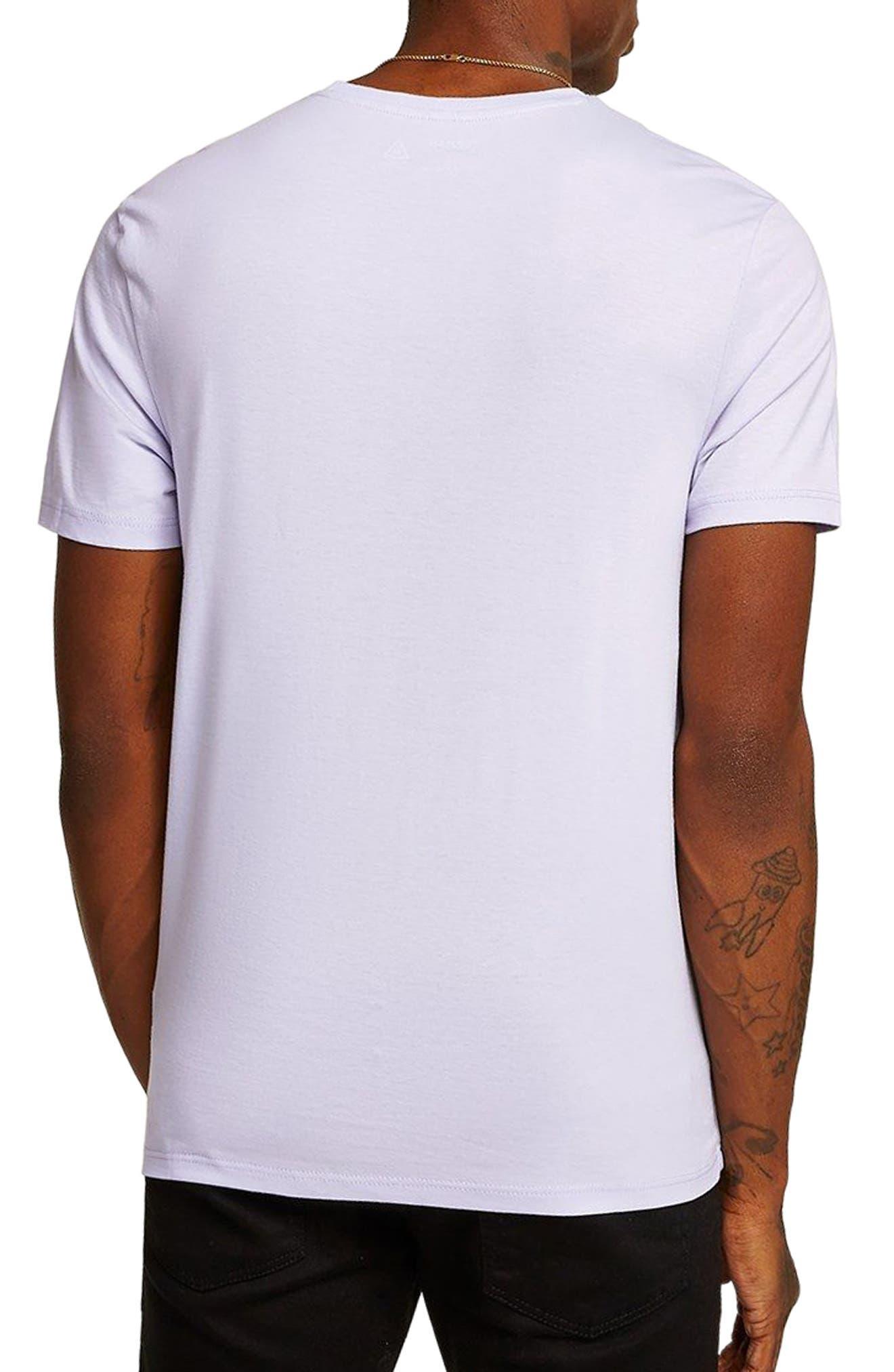 Slim Fit Crewneck T-Shirt,                             Alternate thumbnail 112, color,