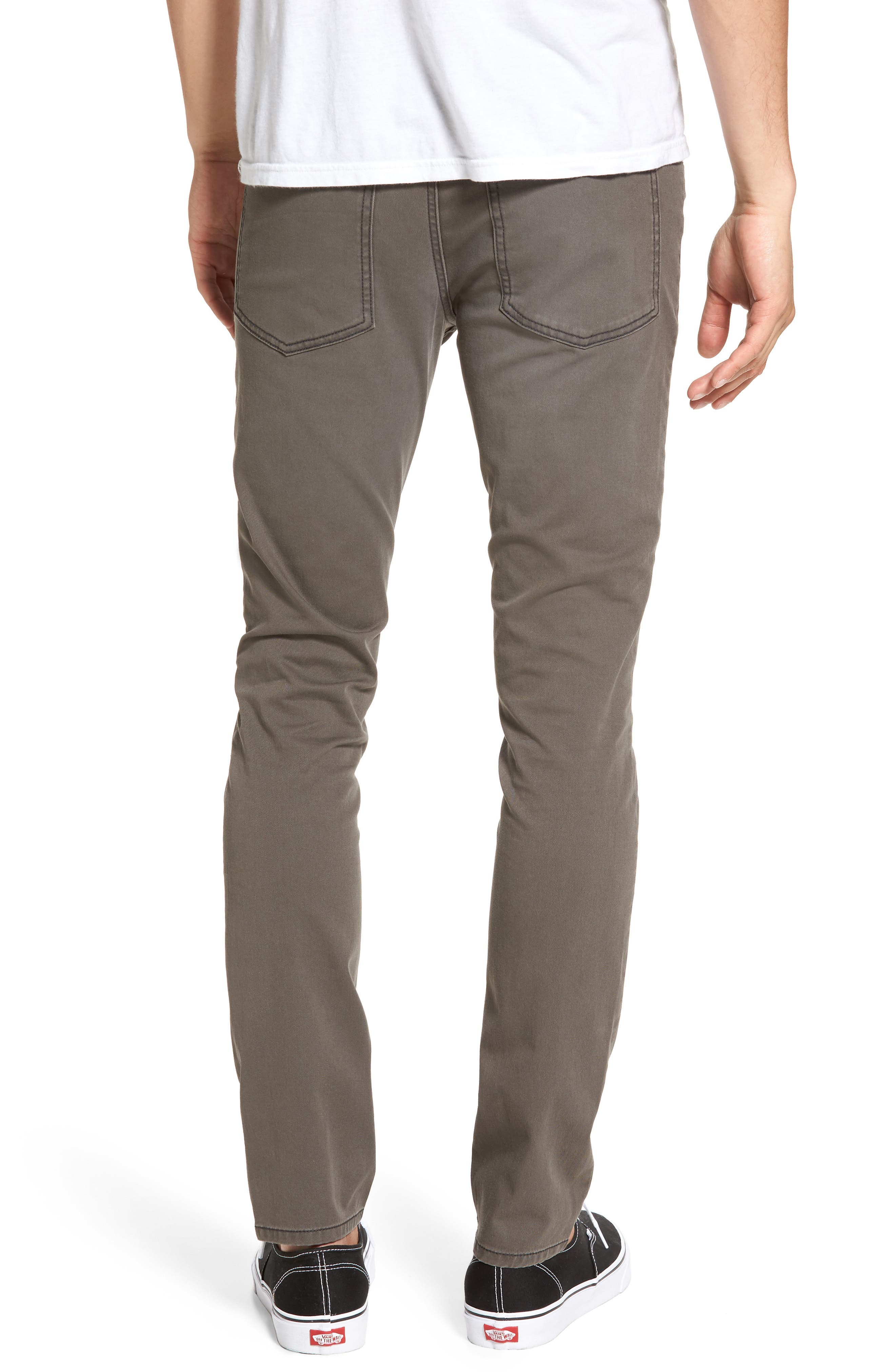 Tight Skinny Fit Jeans,                             Alternate thumbnail 2, color,                             250