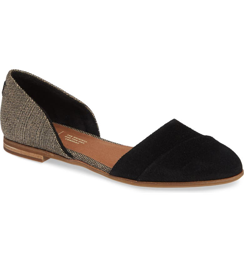 Look for TOMS Jutti dOrsay Flat (Women) Online Reviews