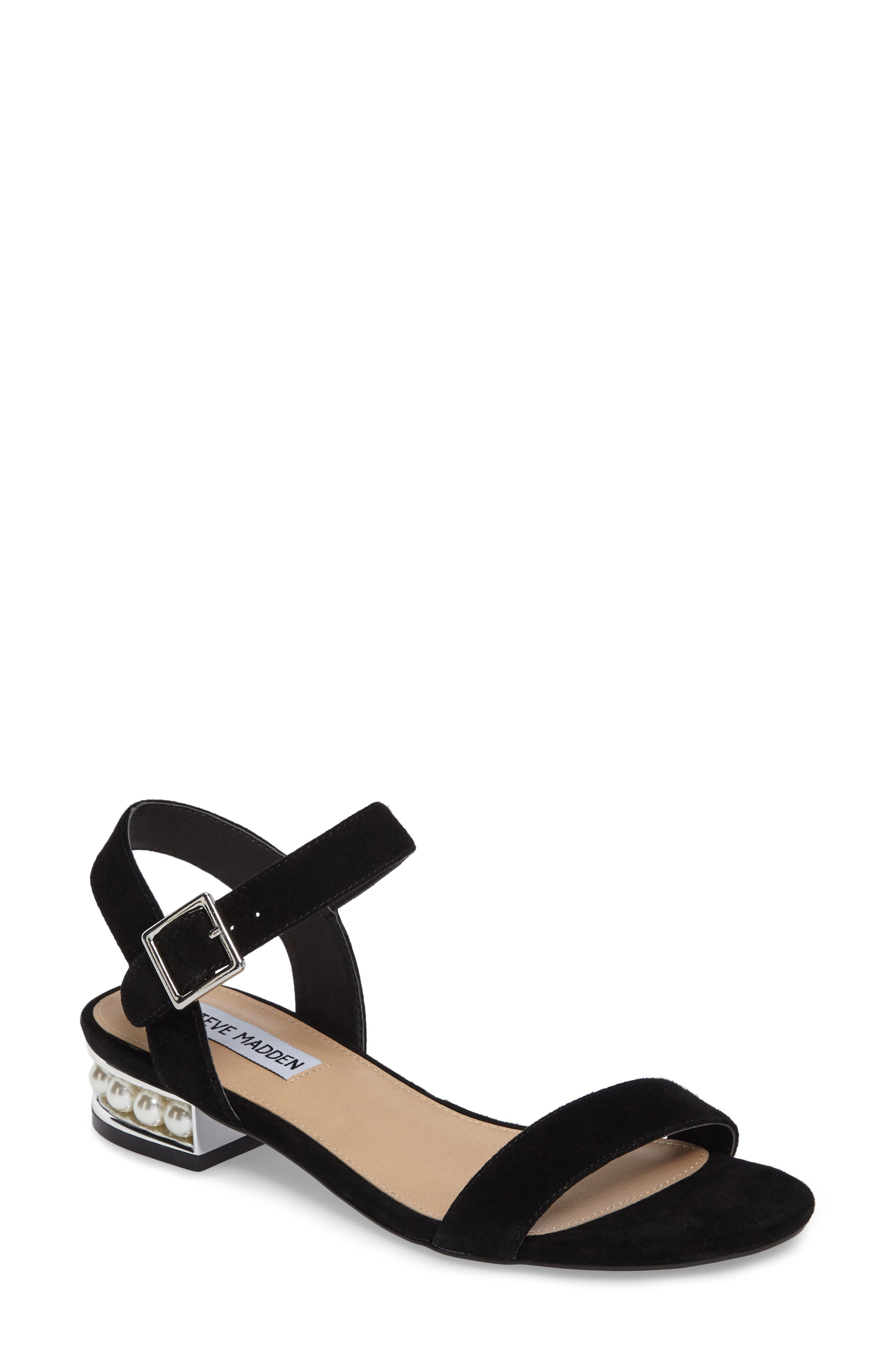 Embellished Sandal,                         Main,                         color, 006