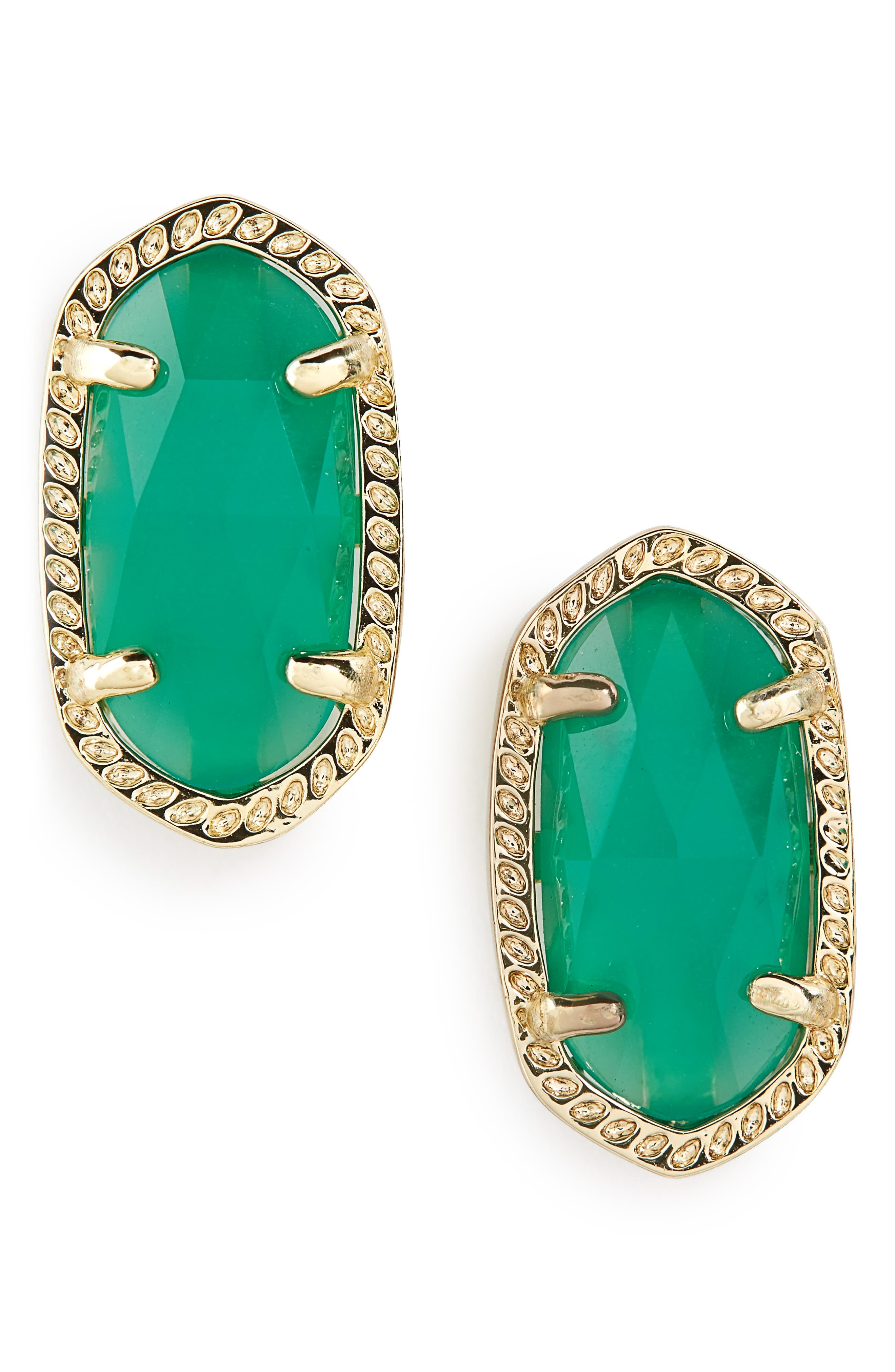 Ellie Birthstone Stud Earrings,                             Alternate thumbnail 20, color,