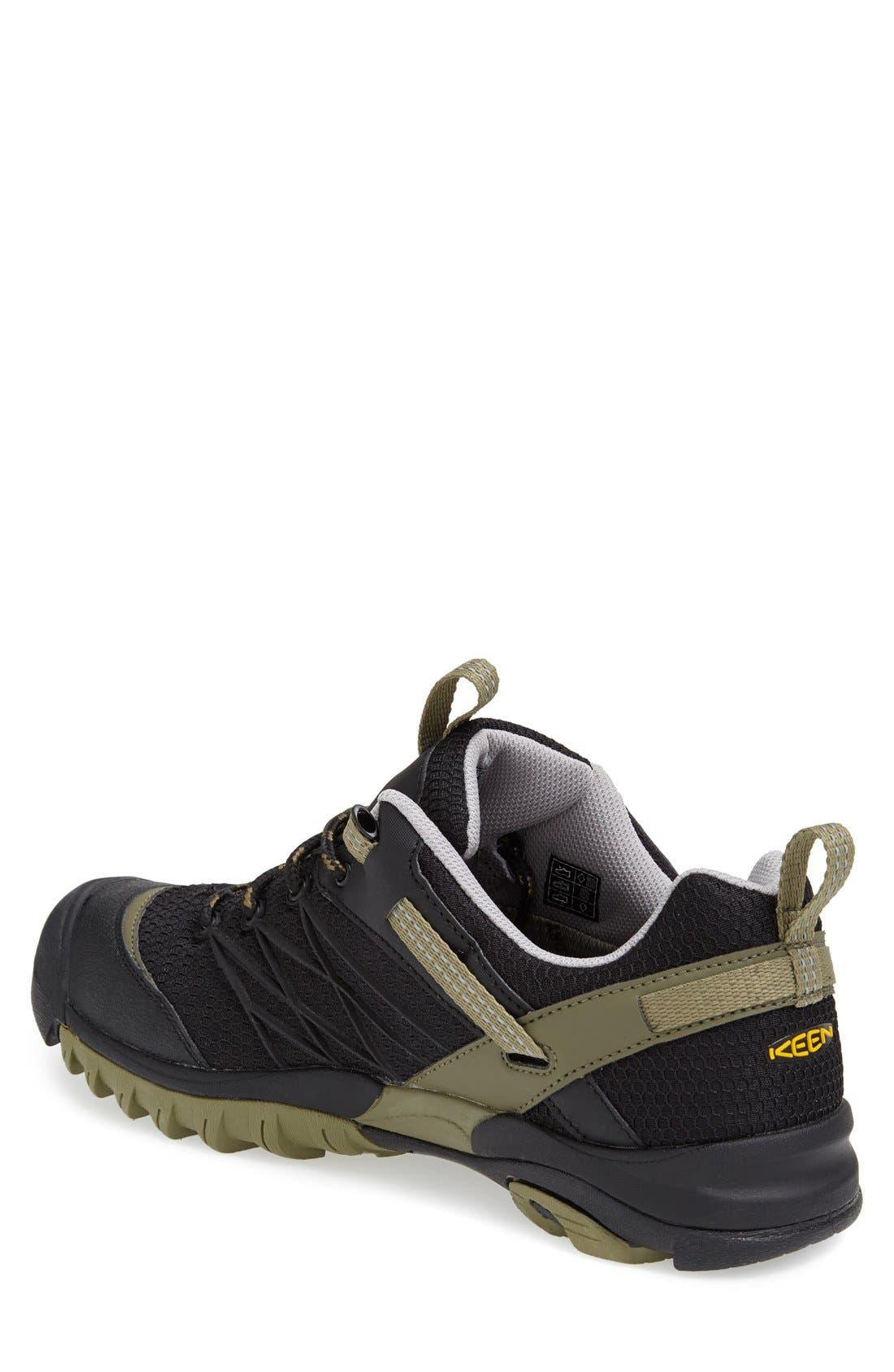 'Marshall WP' Hiking Shoe,                             Alternate thumbnail 2, color,                             001