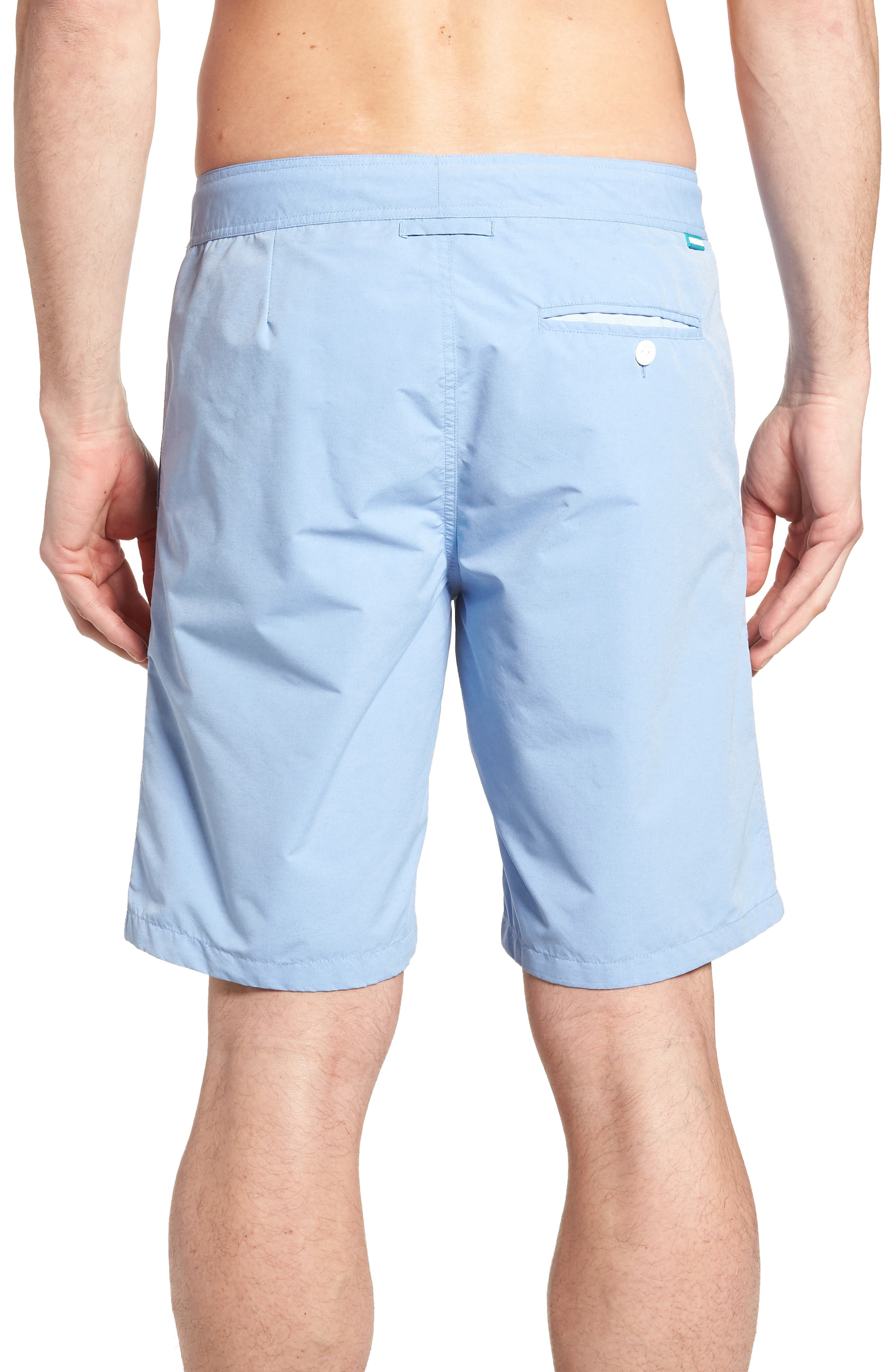 Banzai 9-Inch Swim Trunks,                             Alternate thumbnail 2, color,
