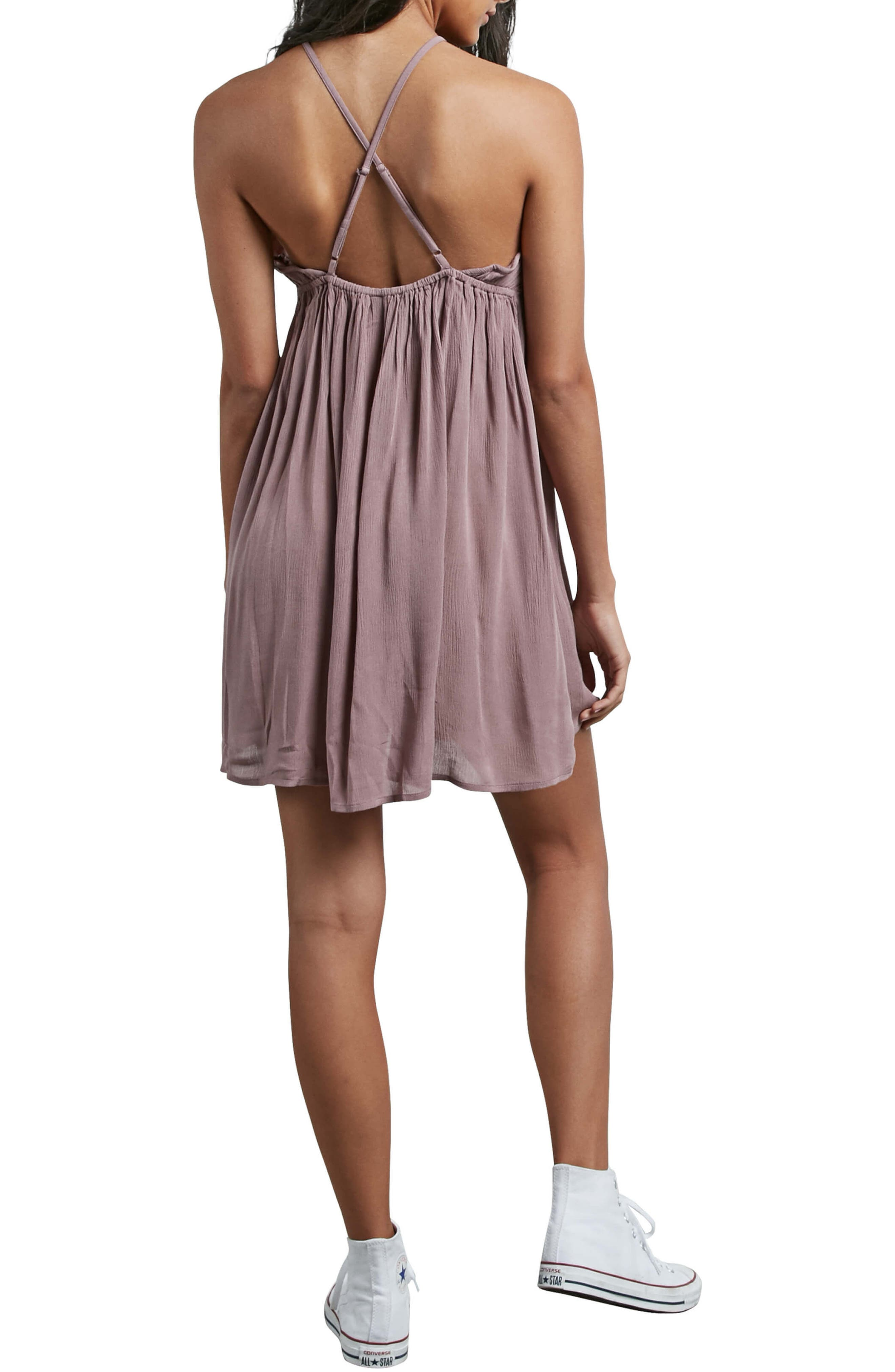 What a Stud Babydoll Dress,                             Alternate thumbnail 2, color,                             500