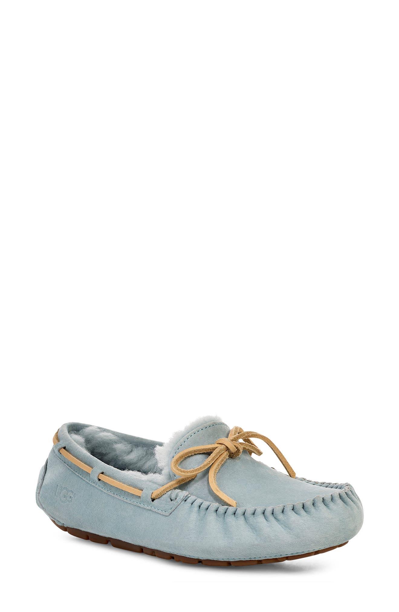 Ugg Dakota Water Resistant Slipper, Blue