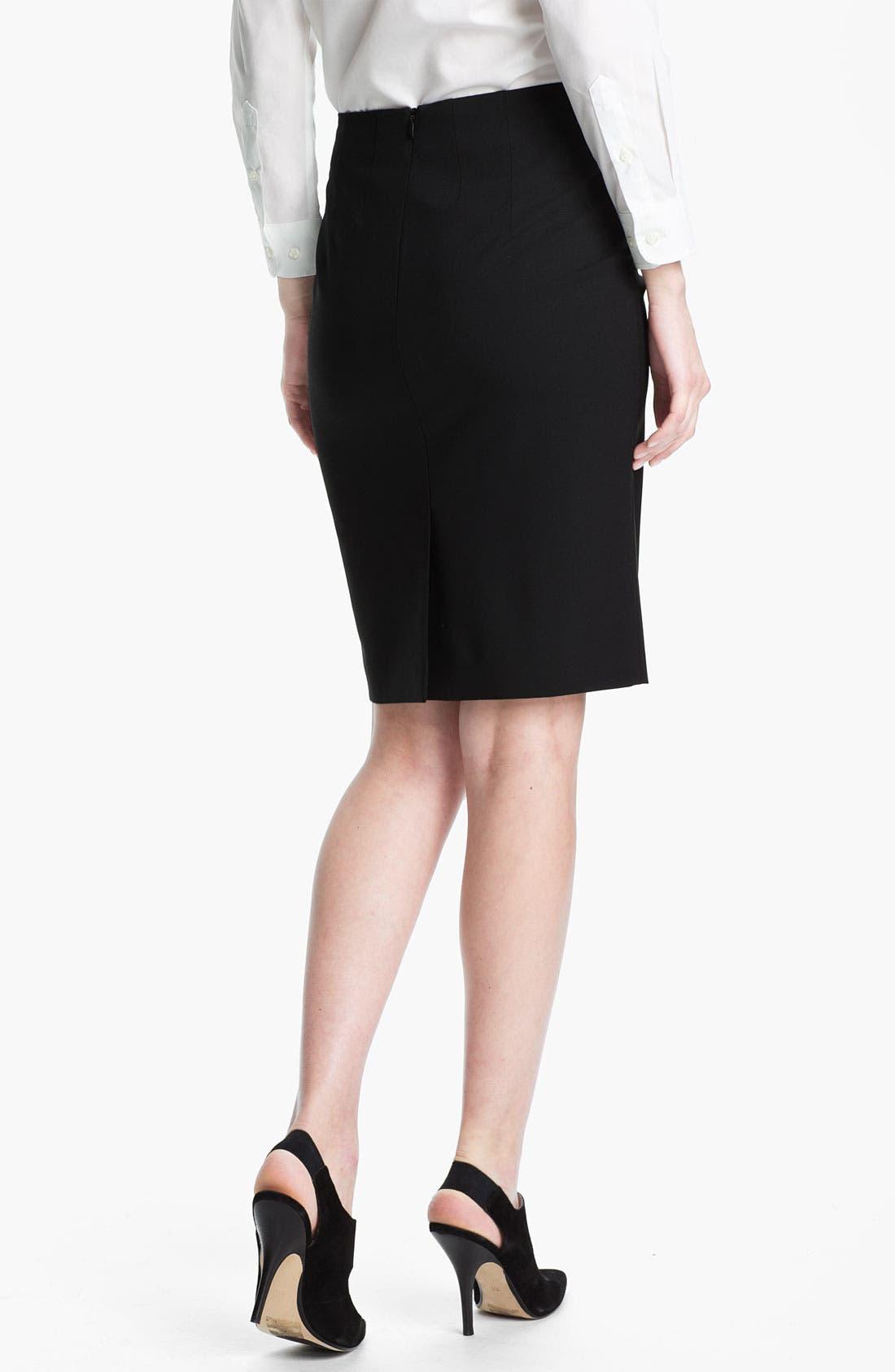'Vilina' Skirt,                             Alternate thumbnail 6, color,                             001