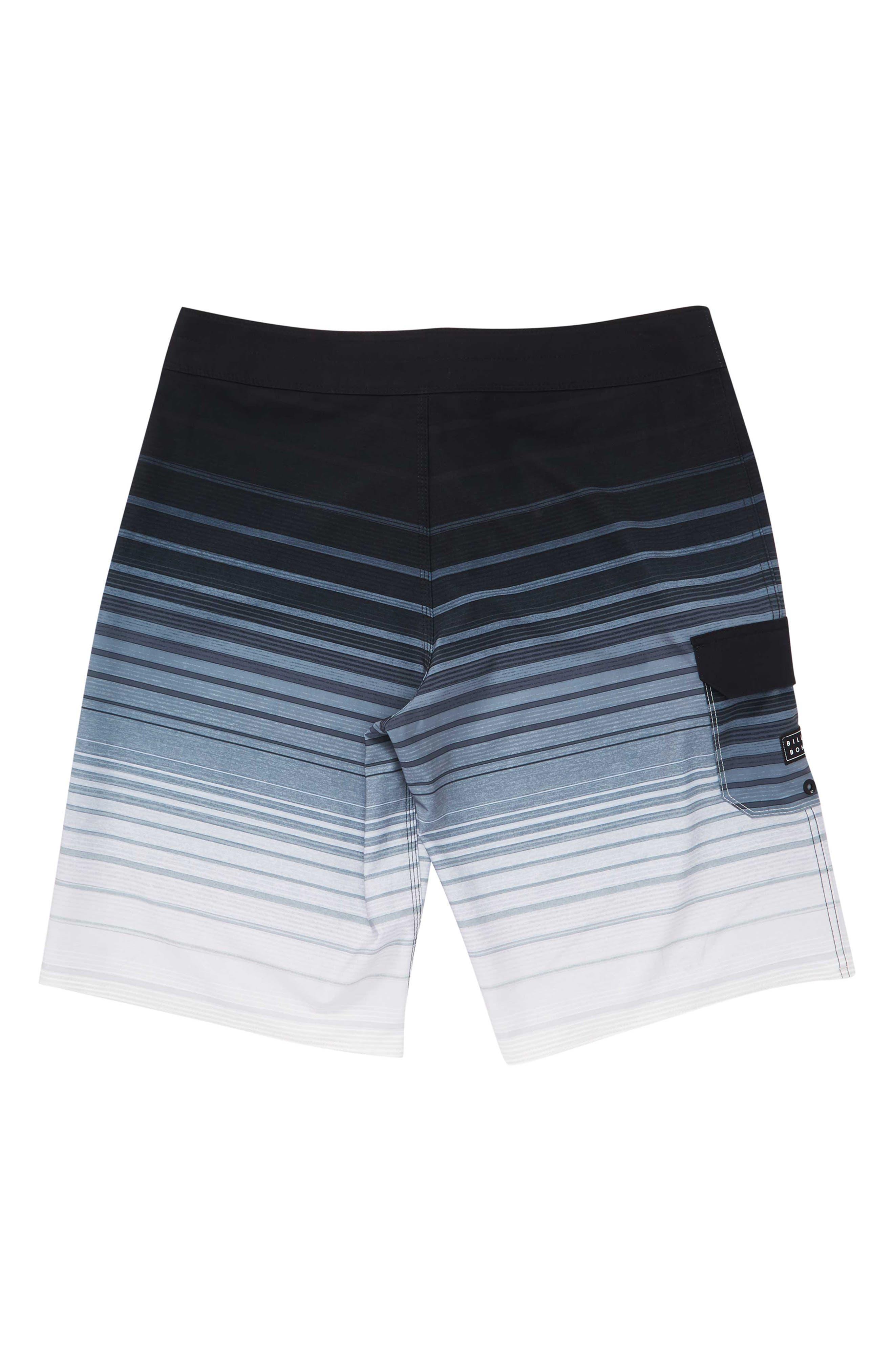 All Day Pro Board Shorts,                             Alternate thumbnail 2, color,                             BLACK