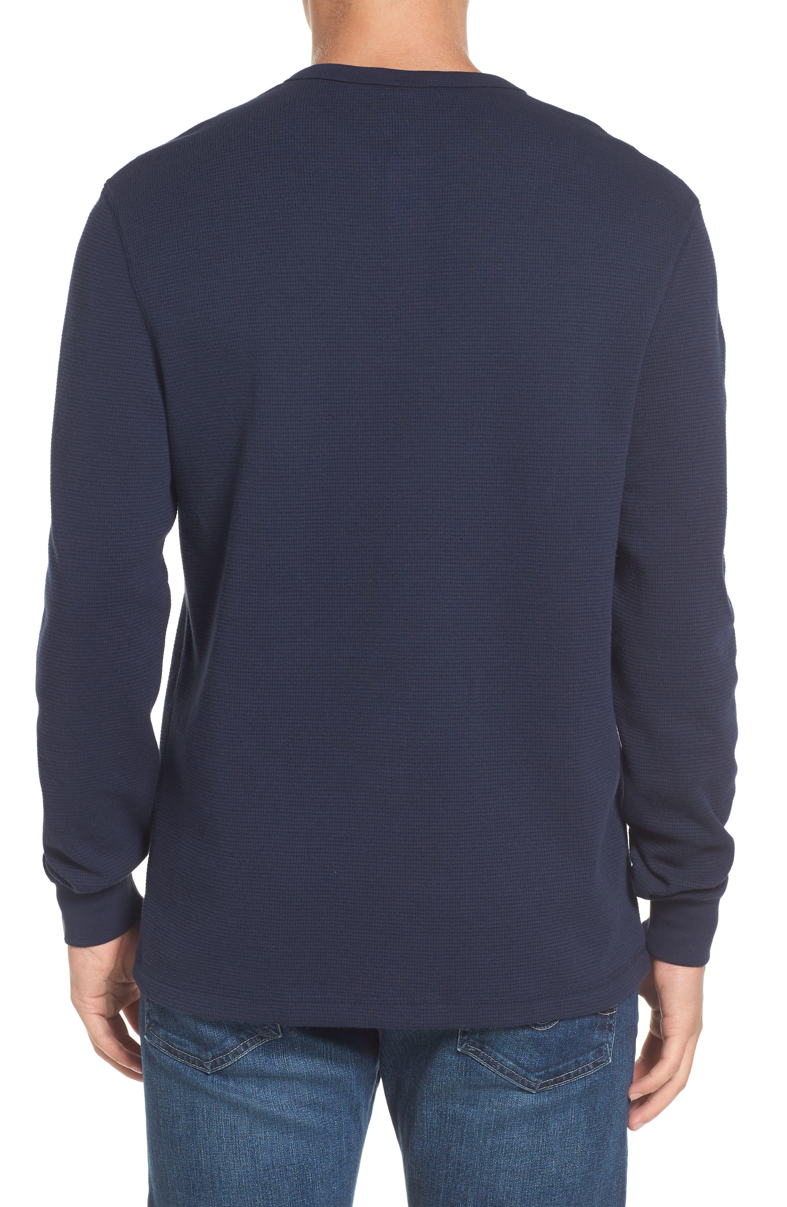 Henley T-Shirt,                             Alternate thumbnail 2, color,                             413