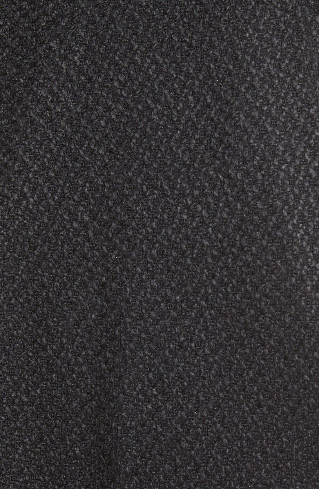 Belted Hooded Skirted Coat,                             Alternate thumbnail 22, color,