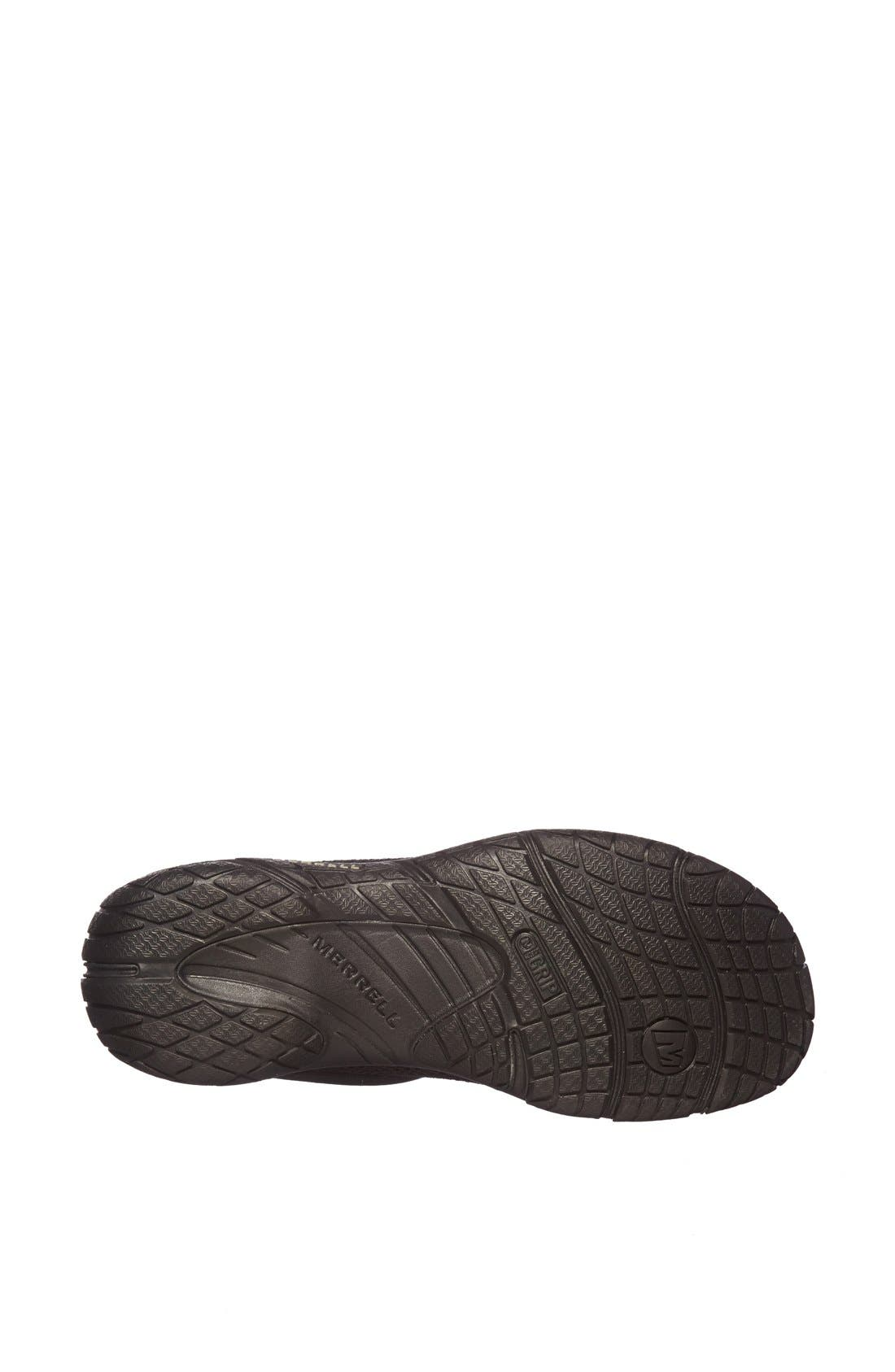 'Encore Breeze 3' Mesh Clog,                             Alternate thumbnail 3, color,                             001