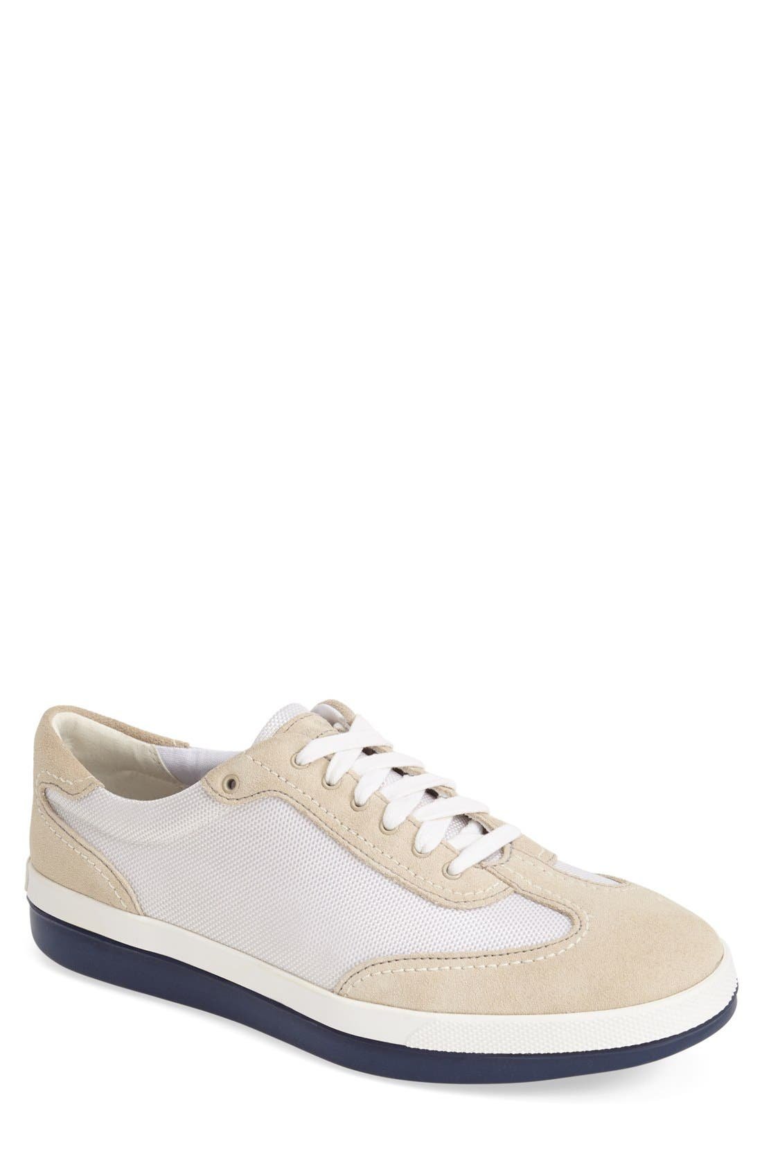 TOMMY BAHAMA 'Relaxology Collection - Roaderick' Sneaker, Main, color, 100