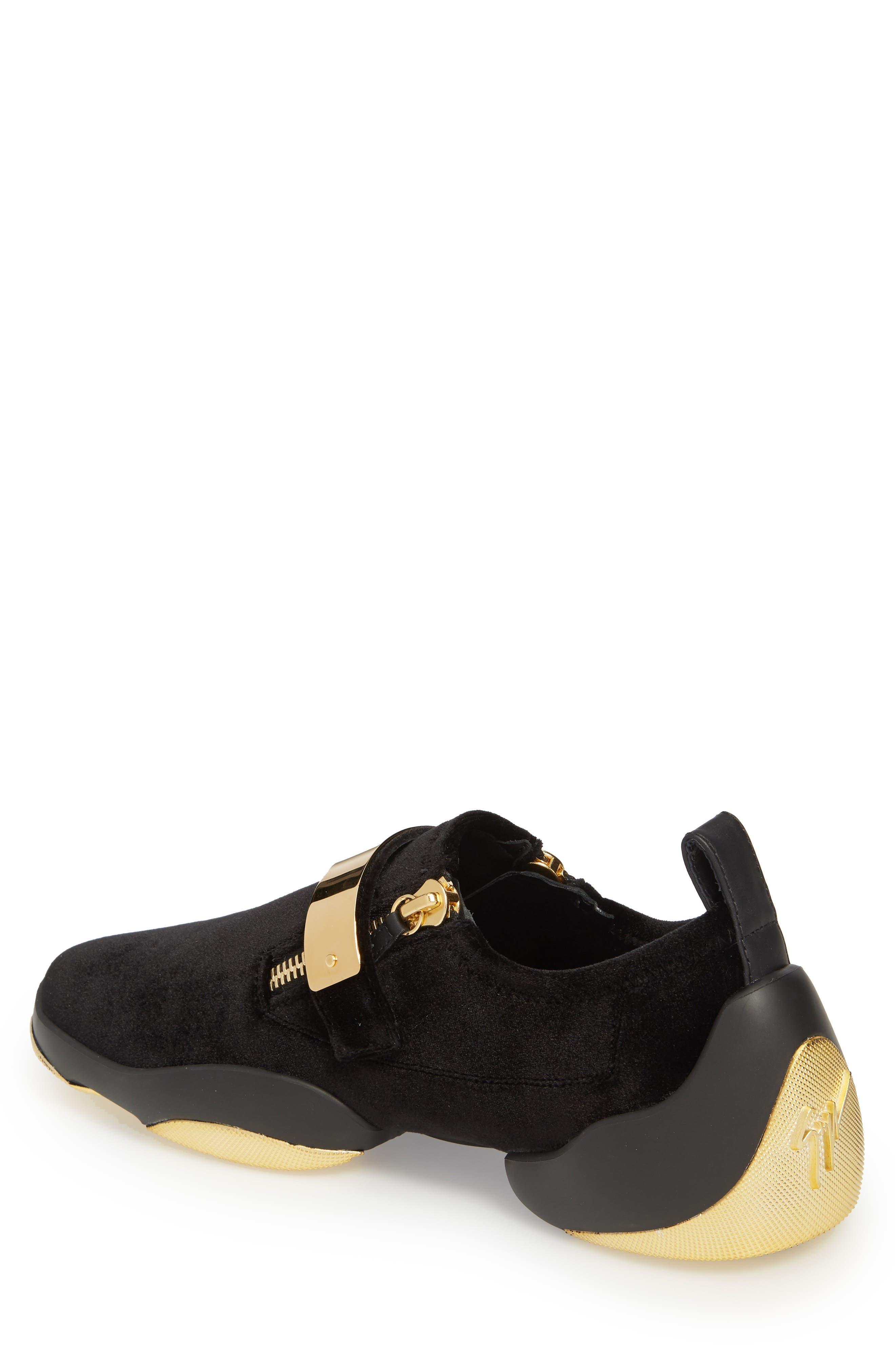 Gold Bar Sneaker,                             Alternate thumbnail 2, color,                             003