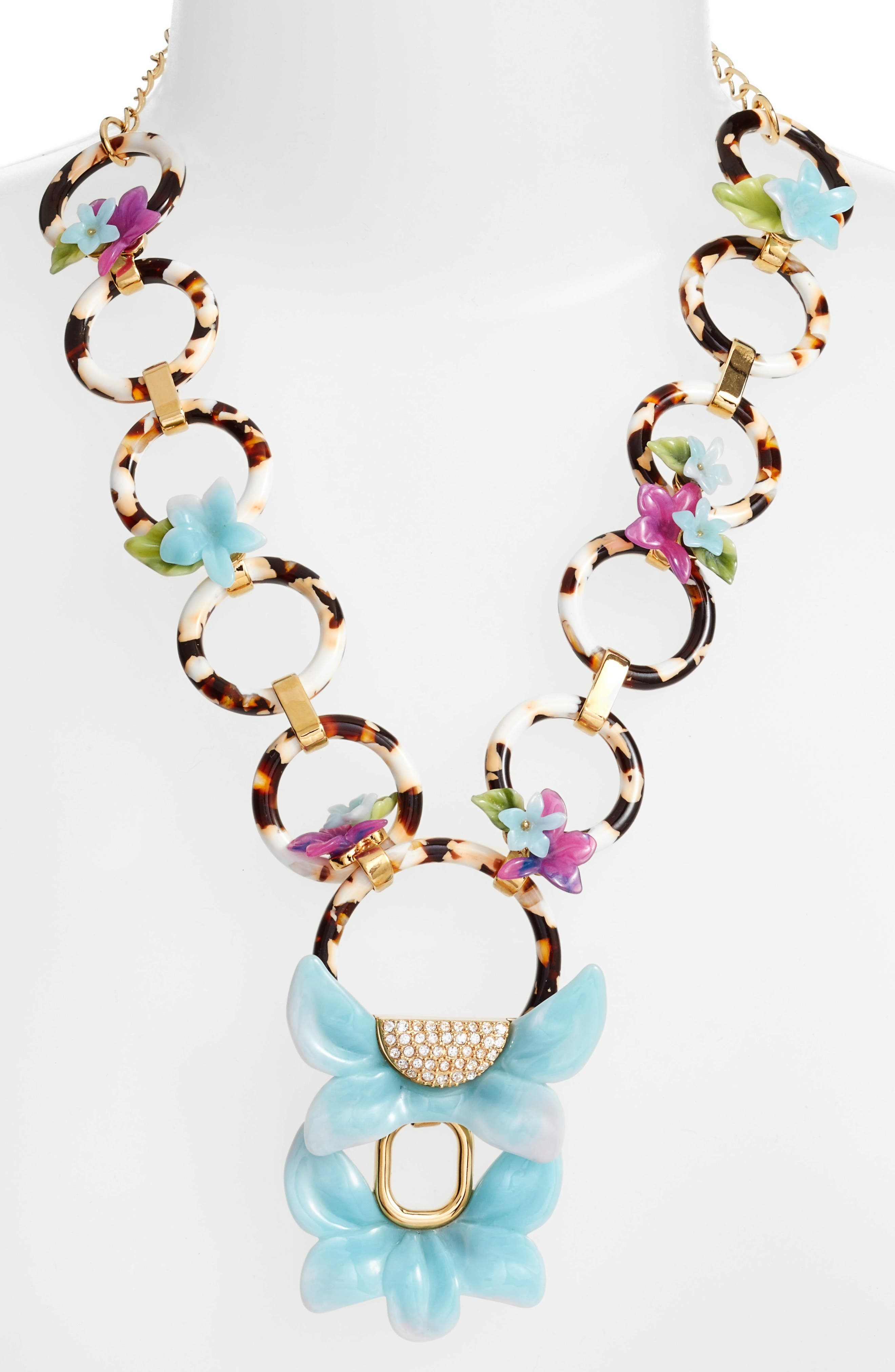 Rio Necklace,                         Main,                         color, 400