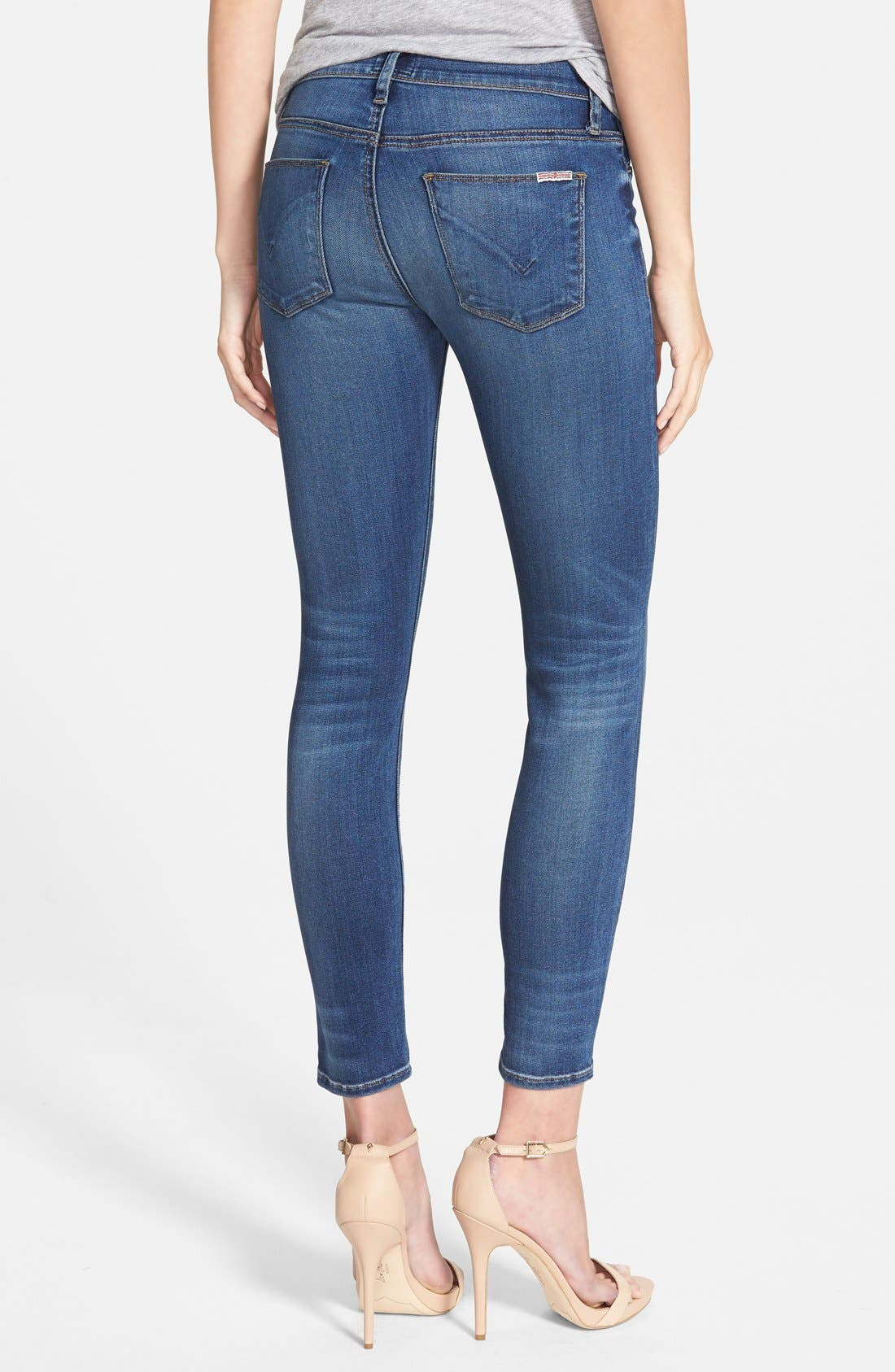 'Nico' Ankle Skinny Jeans,                             Alternate thumbnail 11, color,