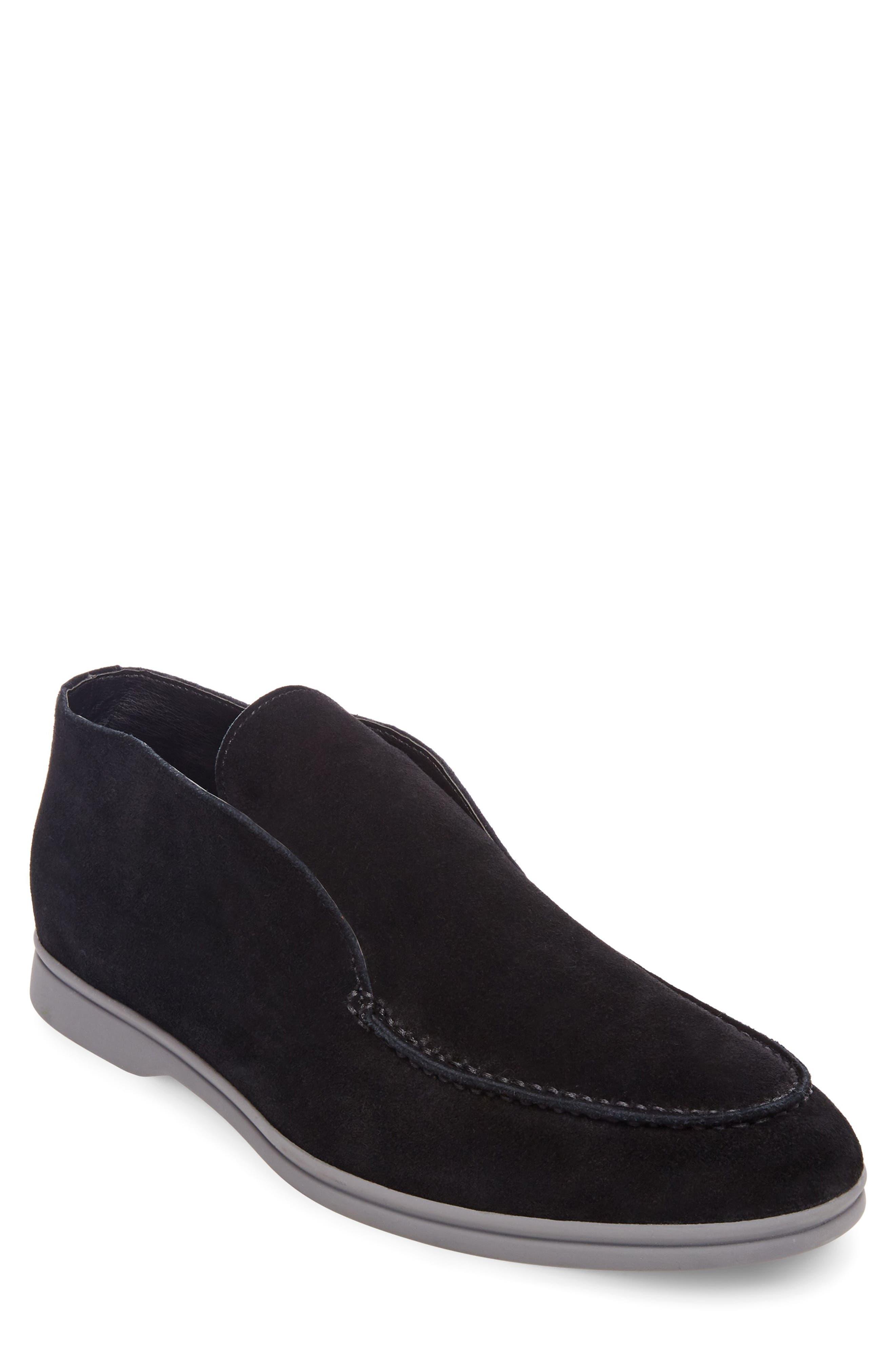 Boot,                         Main,                         color, BLACK SUEDE