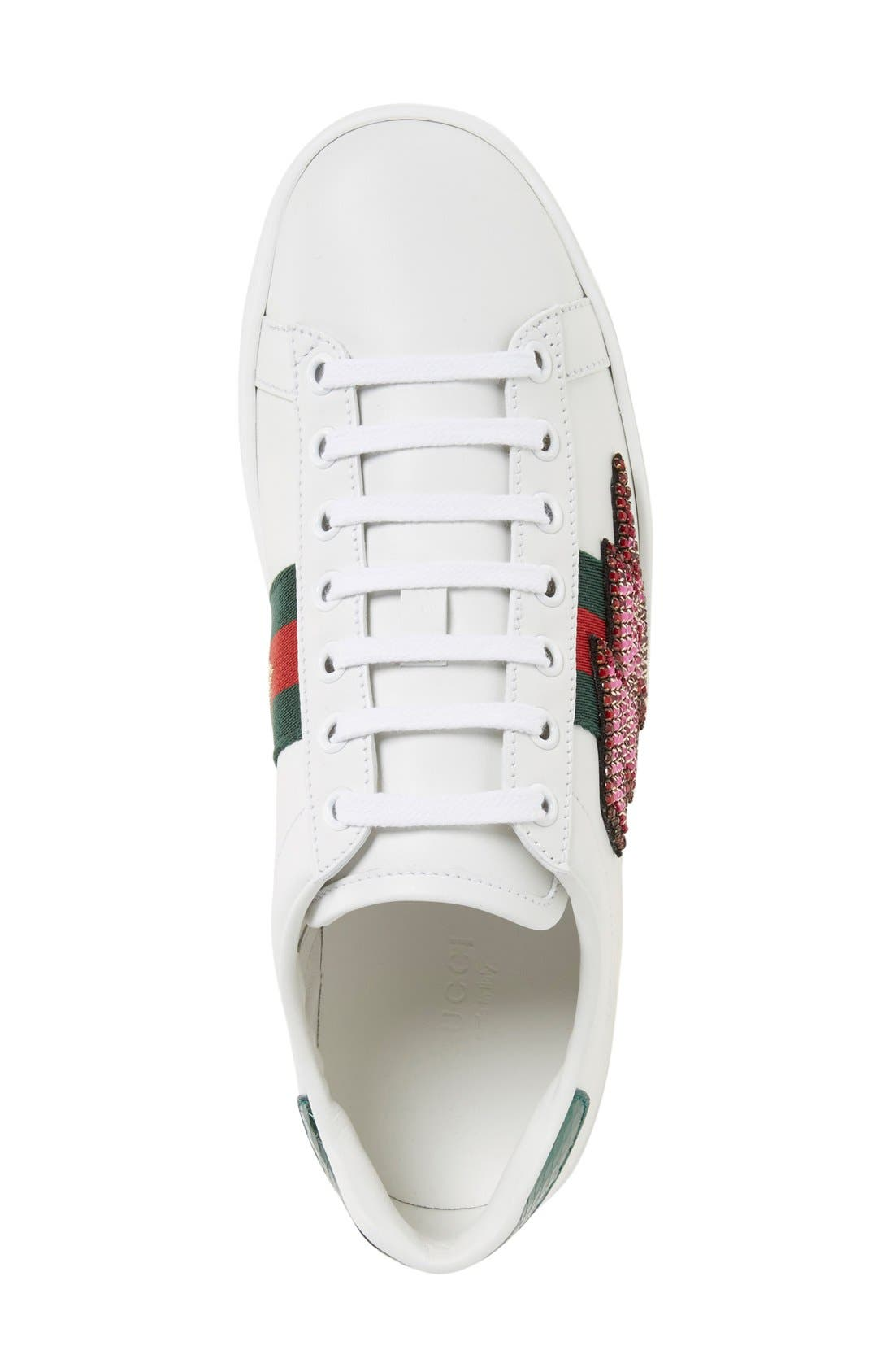 'New Ace' Low Top Sneaker,                             Alternate thumbnail 12, color,