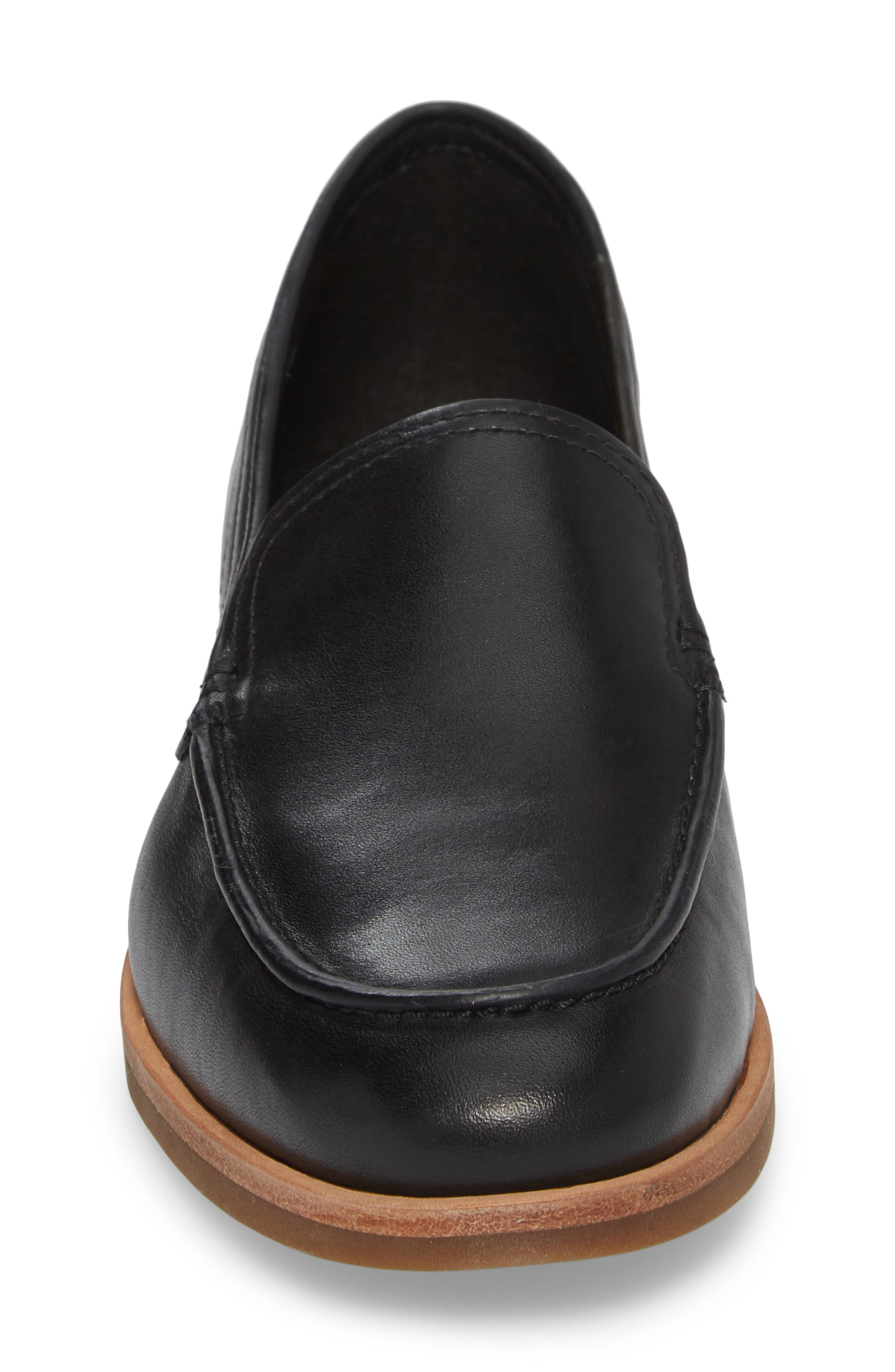 Somers Falls Loafer,                             Alternate thumbnail 4, color,                             001