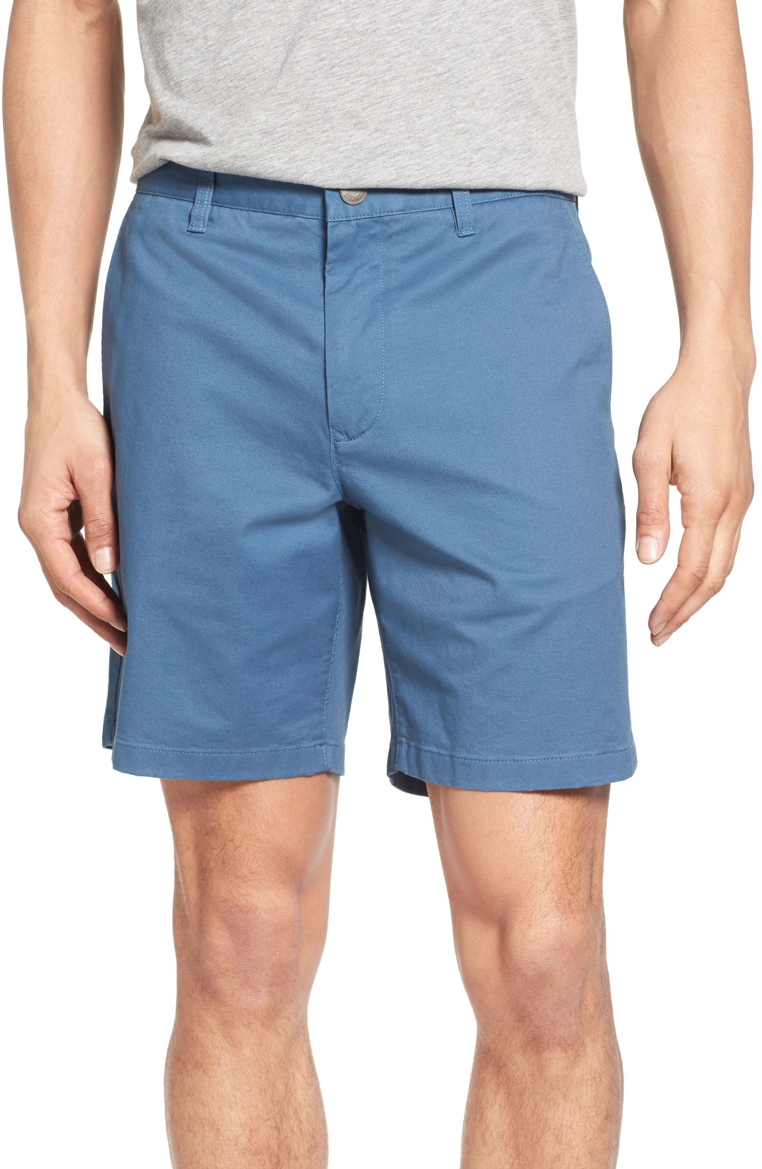 Stretch Washed Chino 7-Inch Shorts,                             Main thumbnail 26, color,