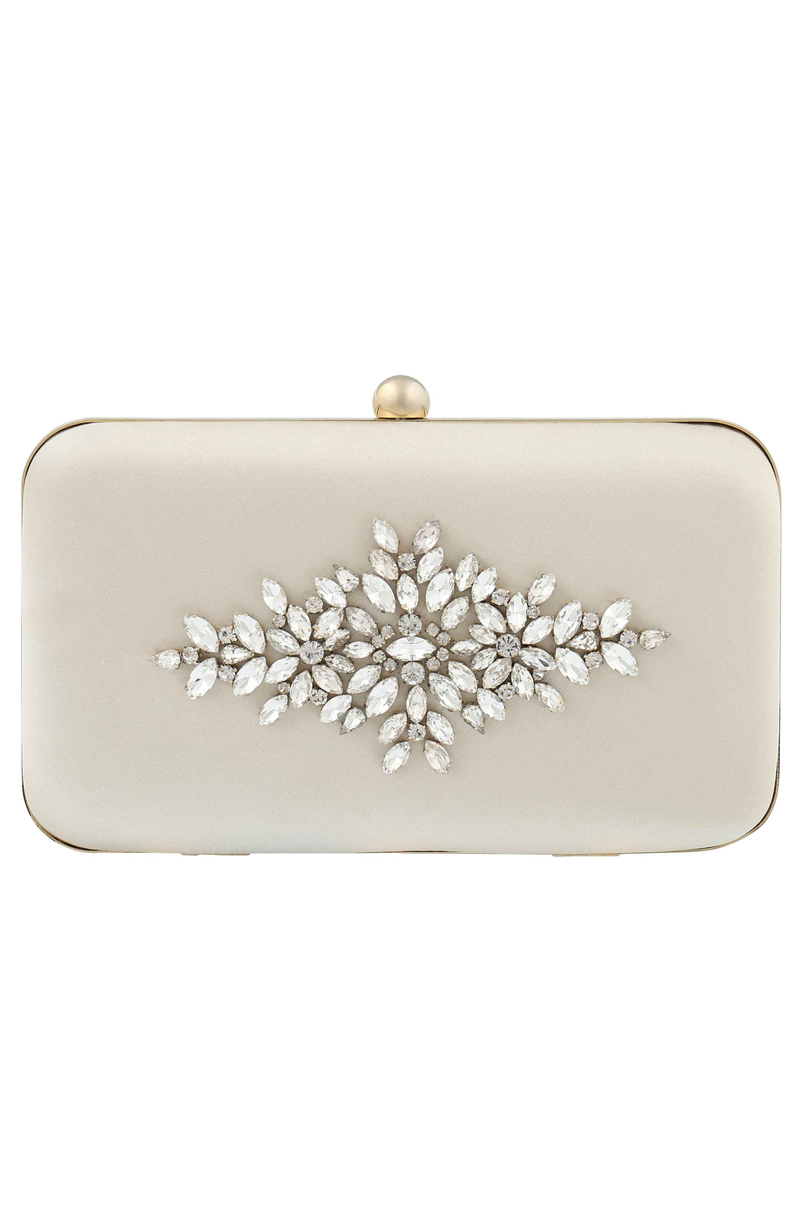 Guardian Clutch,                             Alternate thumbnail 5, color,                             IVORY
