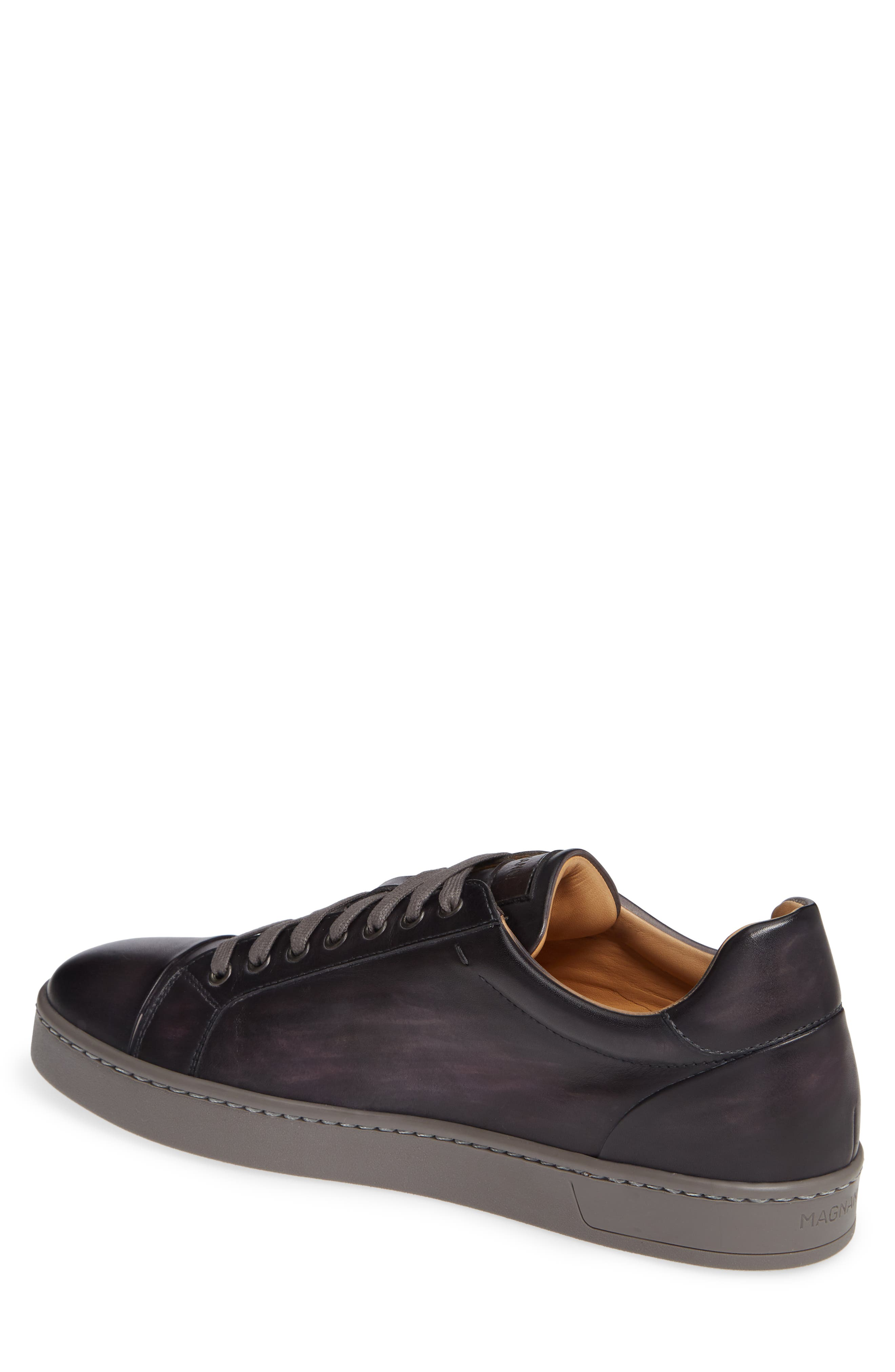 Caitin Sneaker,                             Alternate thumbnail 2, color,                             GREY/ GREY LEATHER