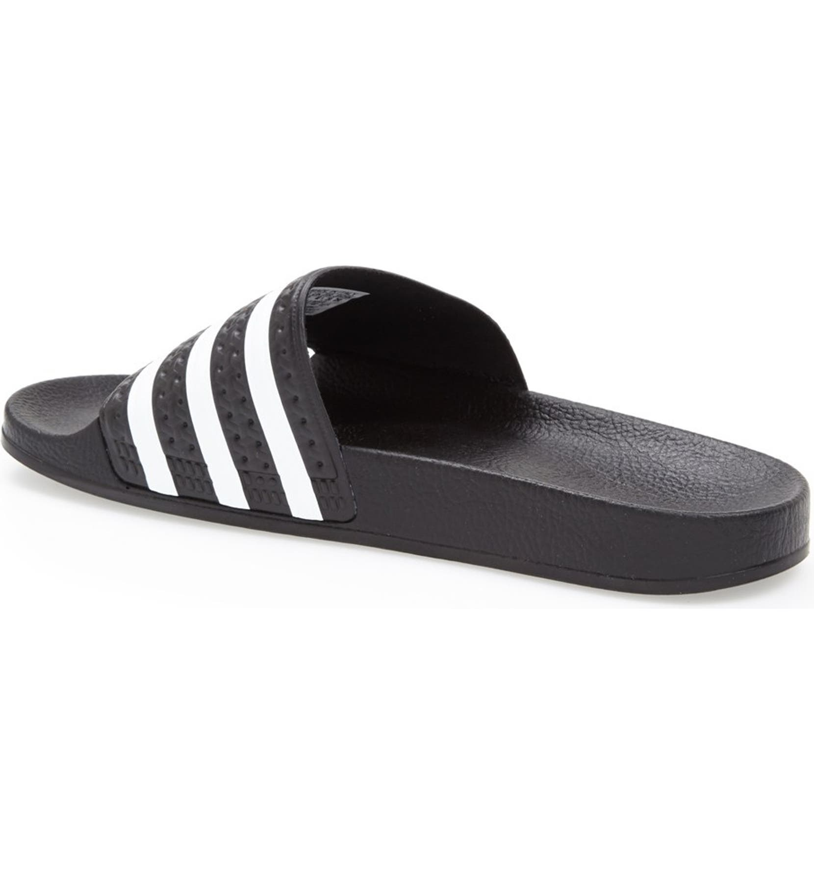 4798b35f20b71a adidas  Adilette  Slide Sandal (Women)