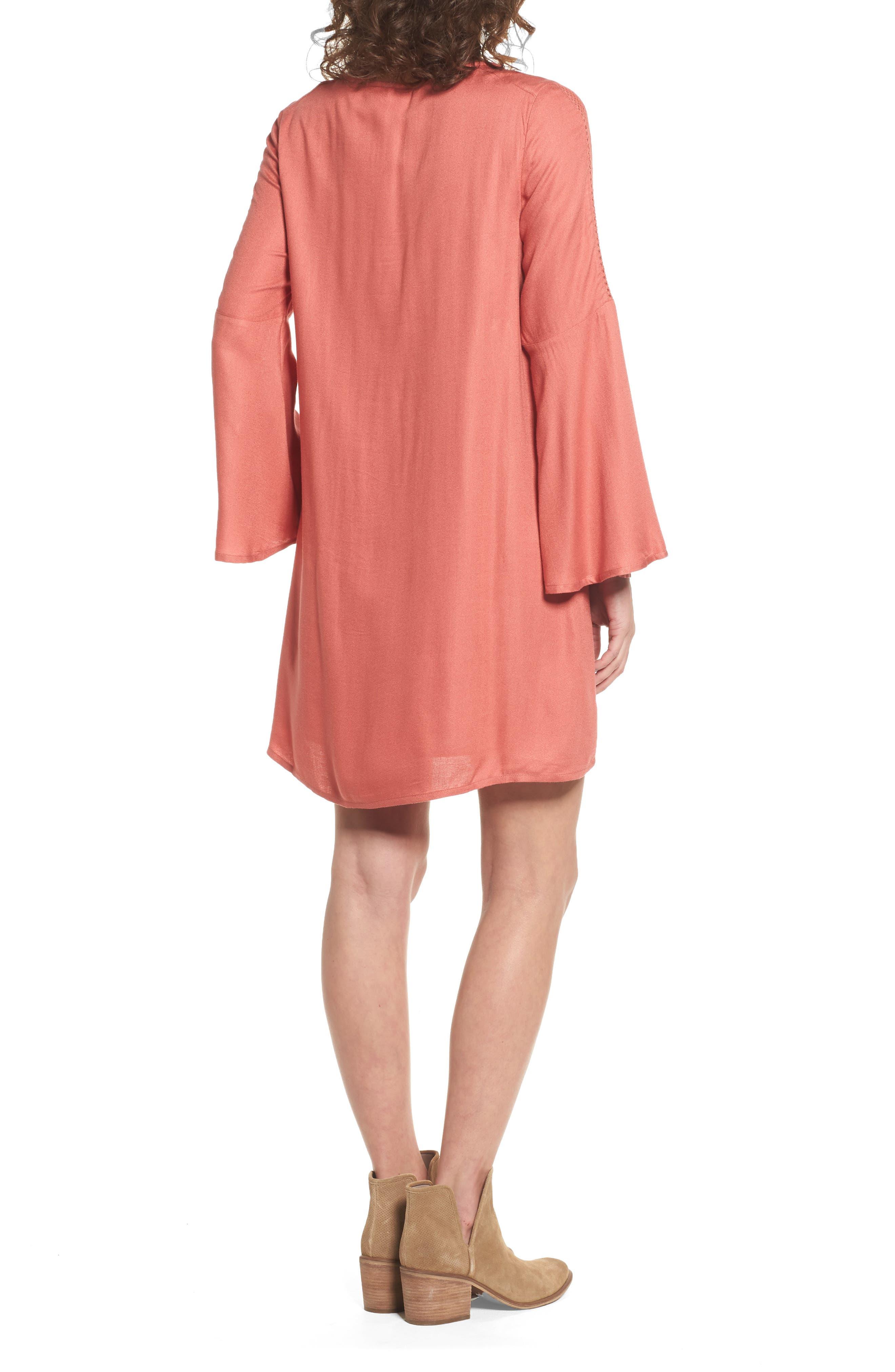 East Coast Dreamer Dress,                             Alternate thumbnail 4, color,