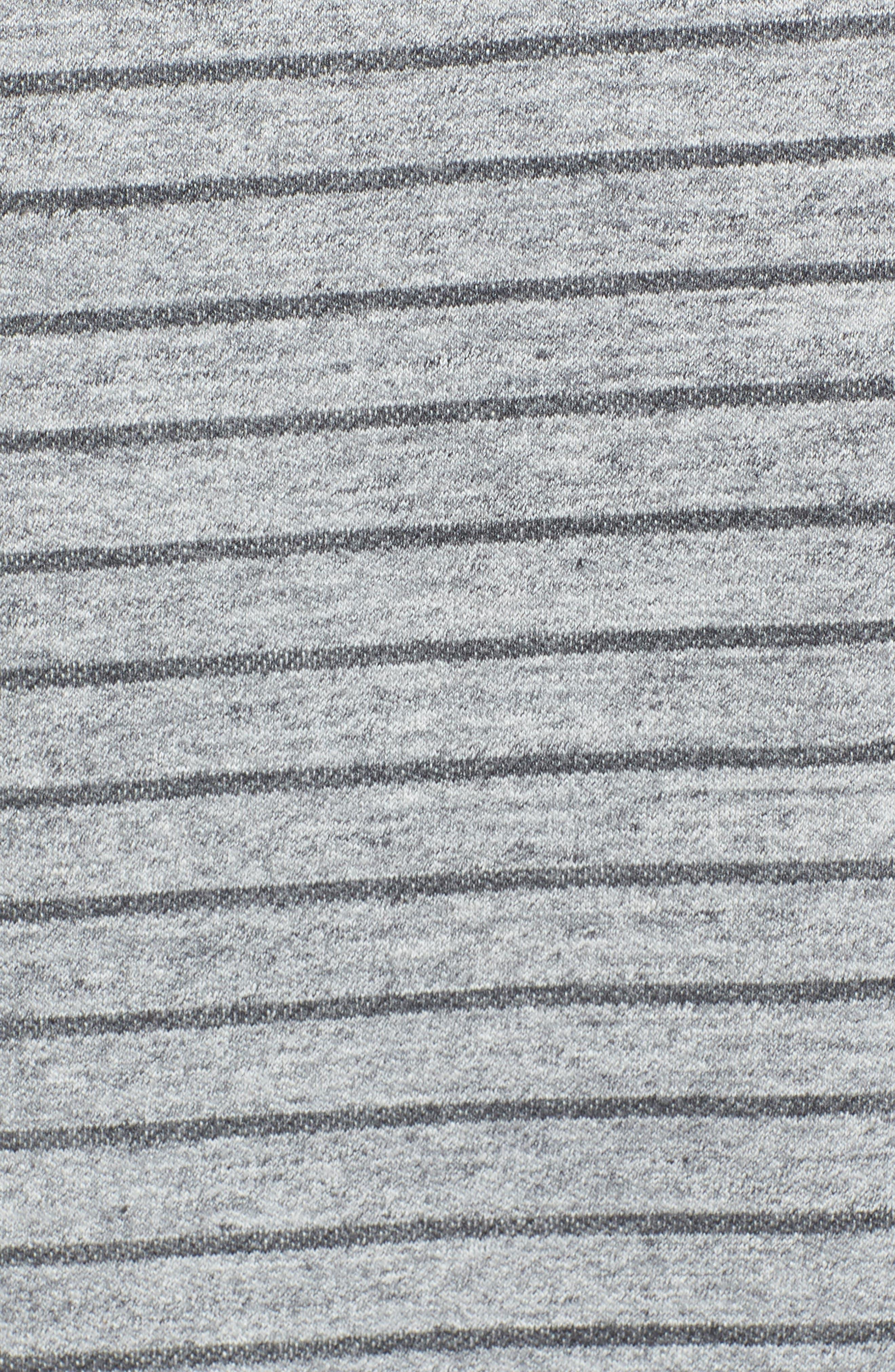 Palmer Modern Fit Athletic Stripe Sweatshirt,                             Alternate thumbnail 5, color,                             066
