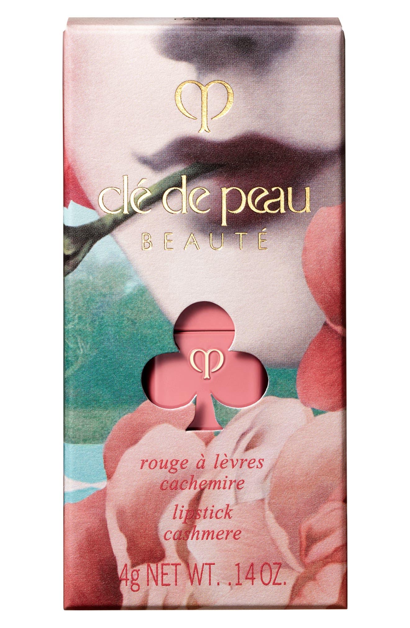 CLÉ DE PEAU BEAUTÉ,                             Lipstick Cashmere,                             Alternate thumbnail 3, color,                             609