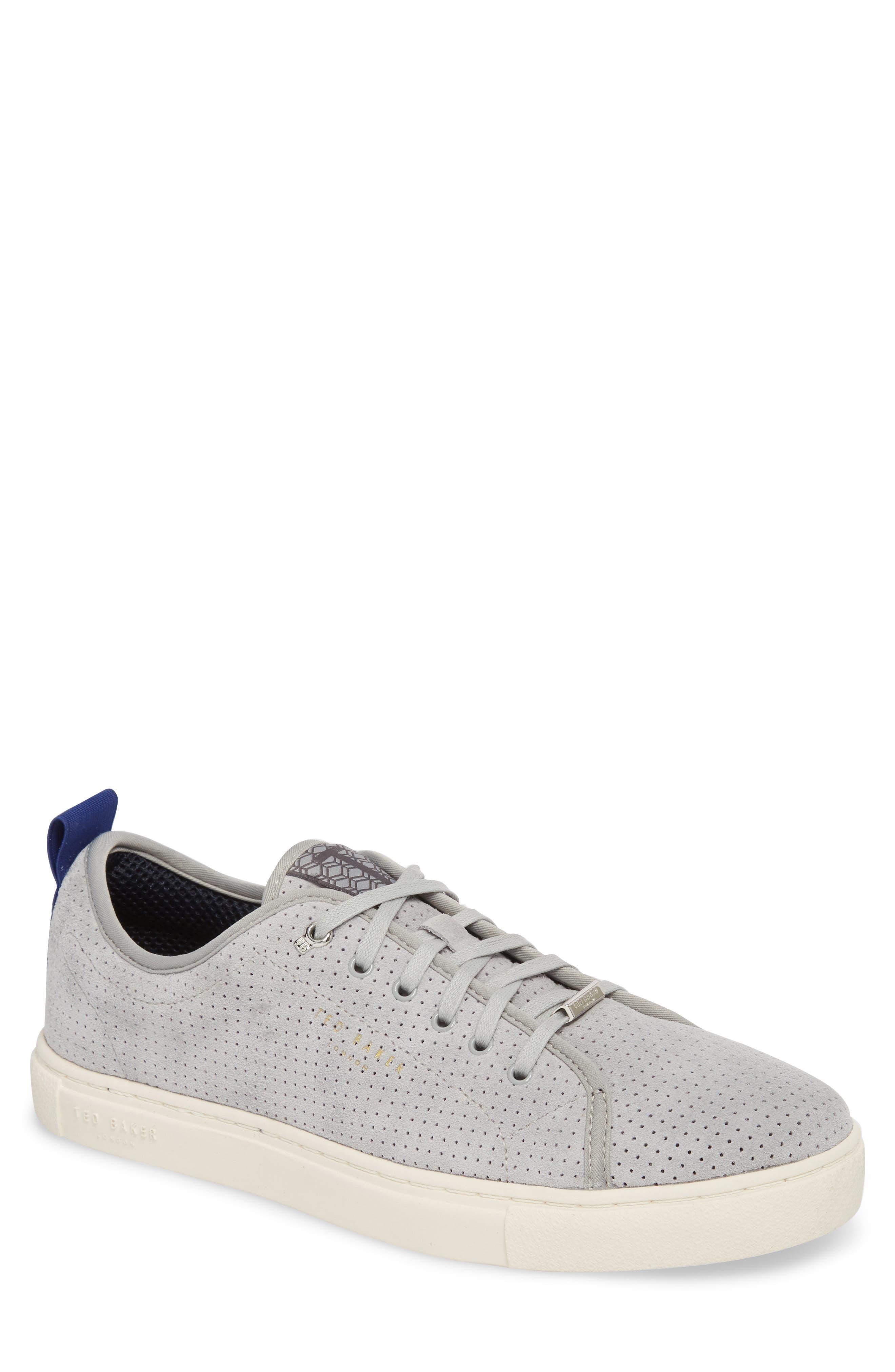 Kaliix Perforated Low Top Sneaker,                             Main thumbnail 1, color,                             070
