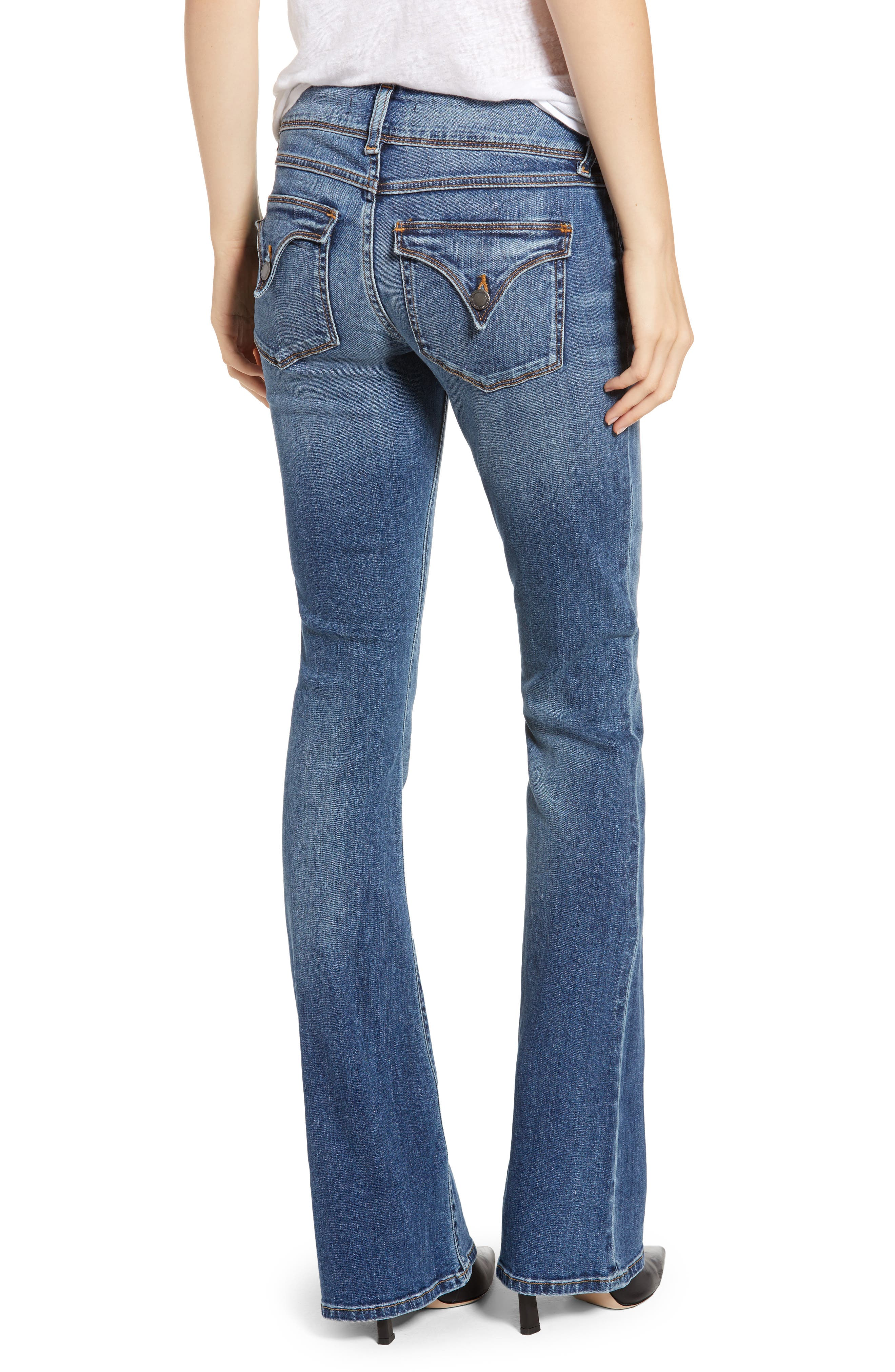 HUDSON JEANS,                             Signature Bootcut Jeans,                             Alternate thumbnail 2, color,                             OLYMPIC BLVD