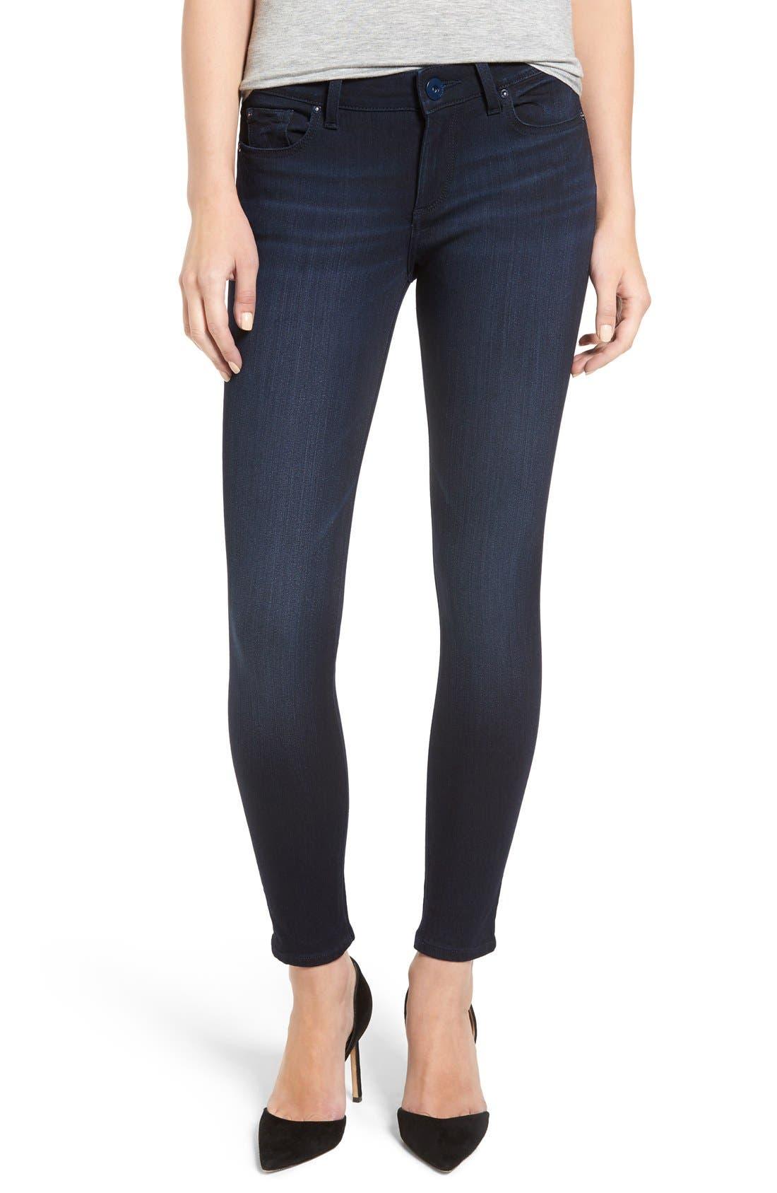 'Emma' Power Legging Jeans,                             Alternate thumbnail 6, color,                             405