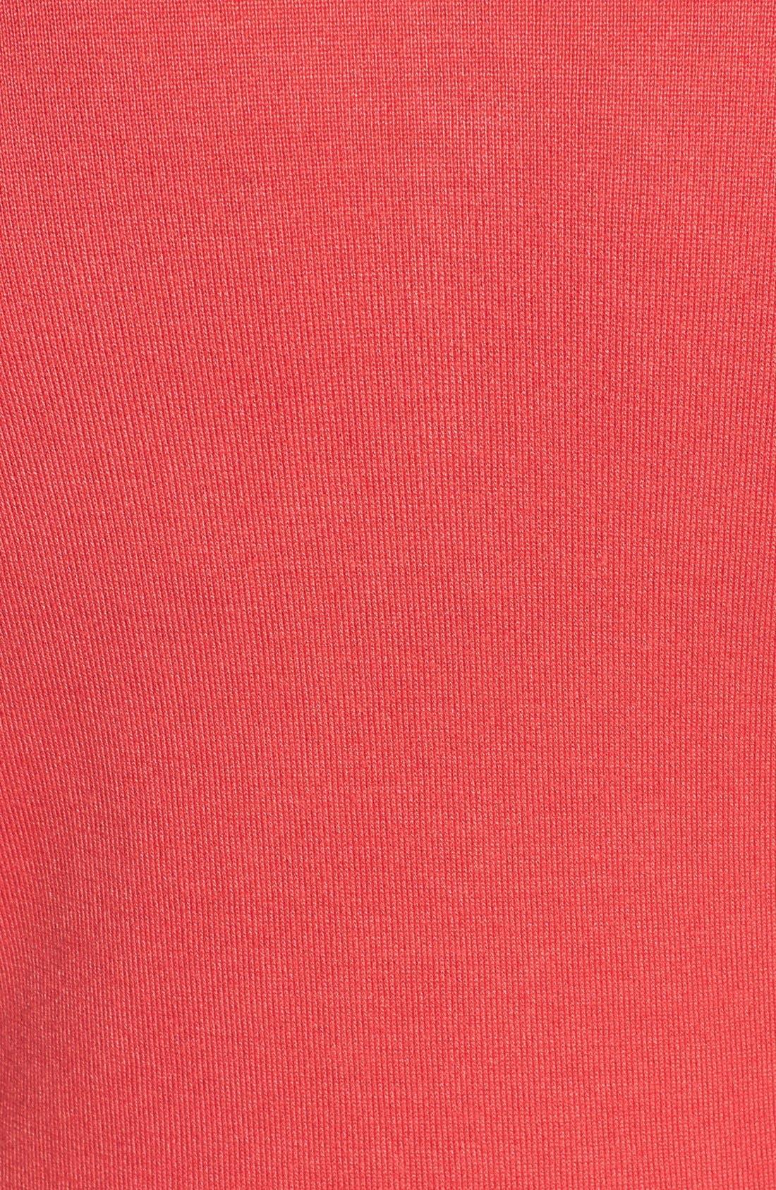 Three Quarter Sleeve Cardigan,                             Alternate thumbnail 177, color,