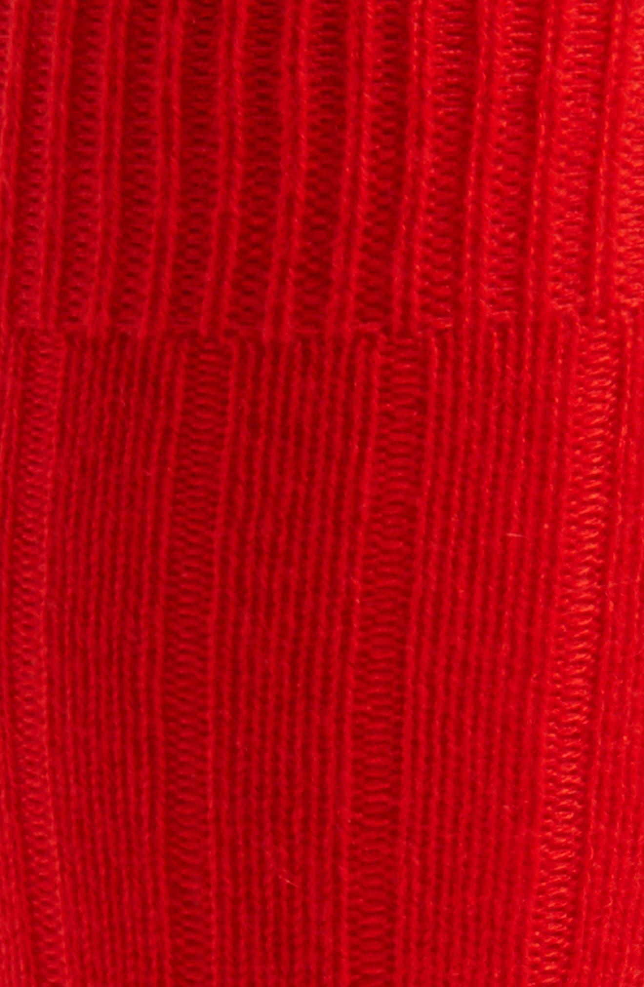'Waddington' Cashmere Blend Mid Calf Socks,                             Alternate thumbnail 13, color,