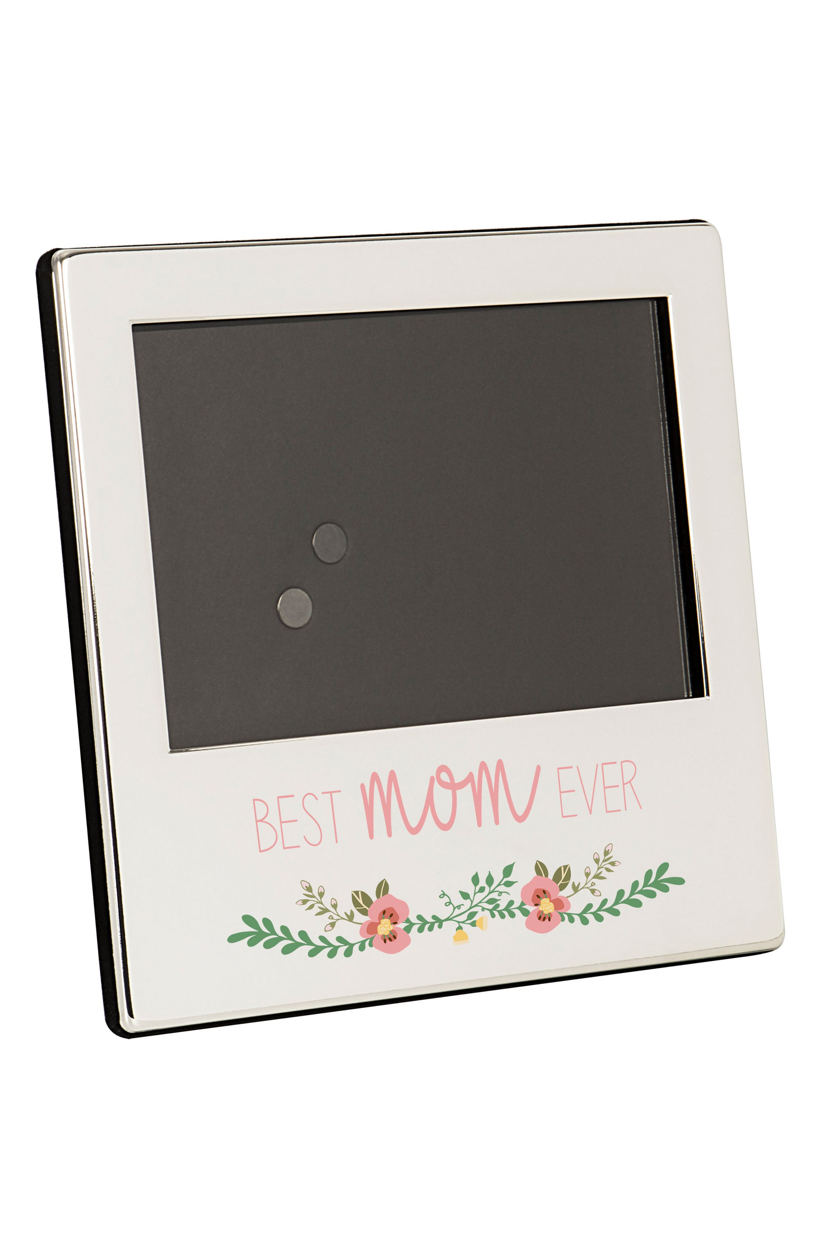 Mother's Day Silver Picture Frame,                             Alternate thumbnail 3, color,                             040
