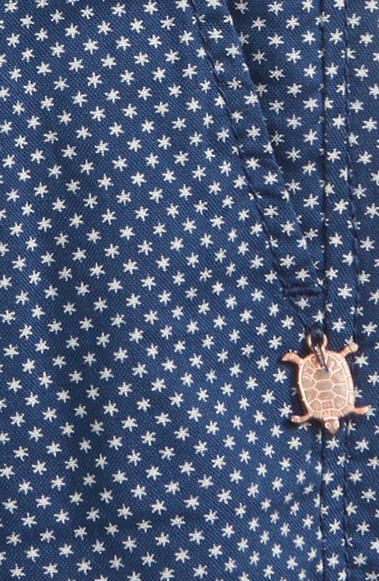 Scotch R'Belle Star Cotton Shorts,                             Alternate thumbnail 2, color,                             400