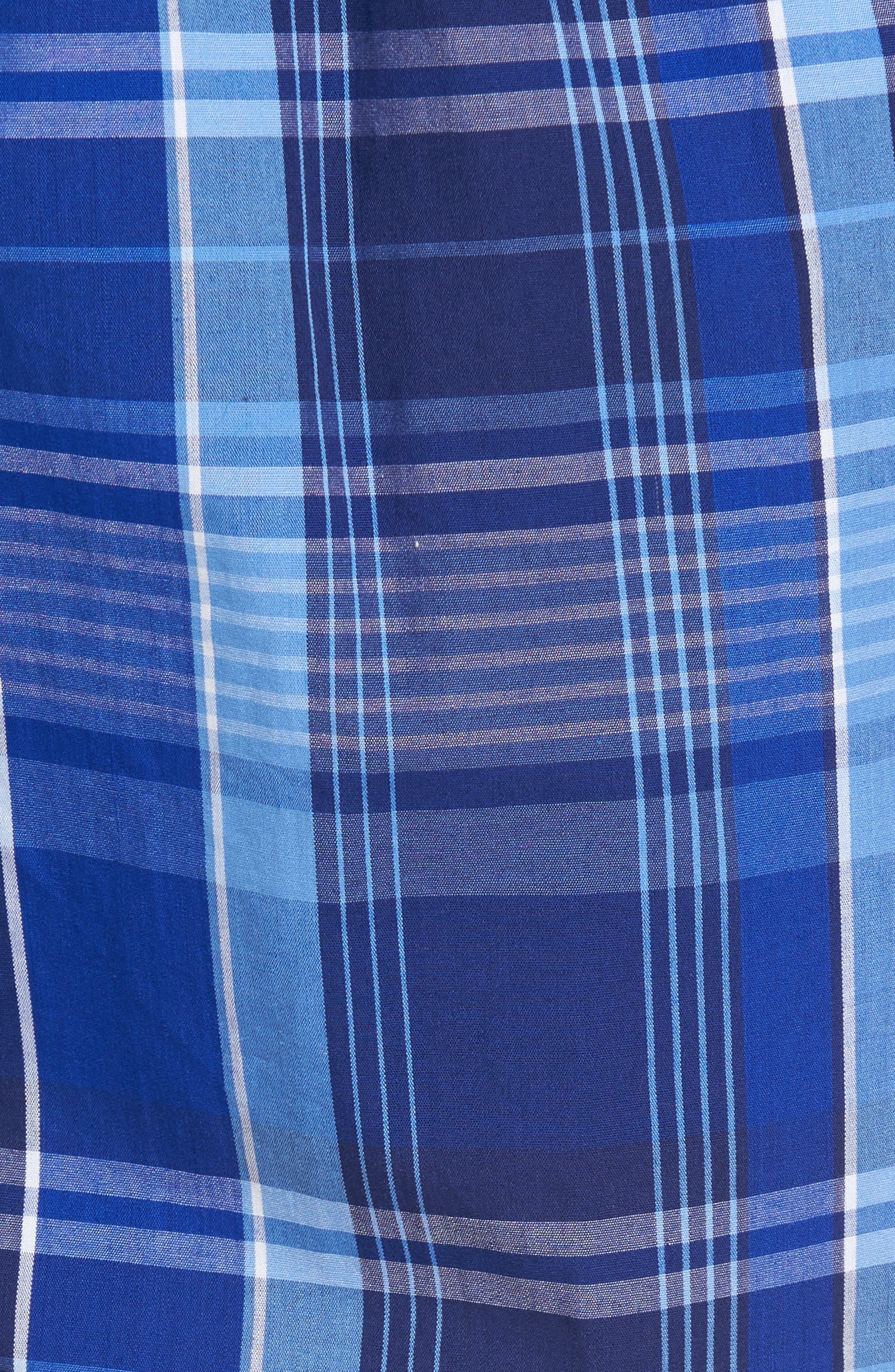 Cotton Lounge Pants,                             Alternate thumbnail 5, color,                             406