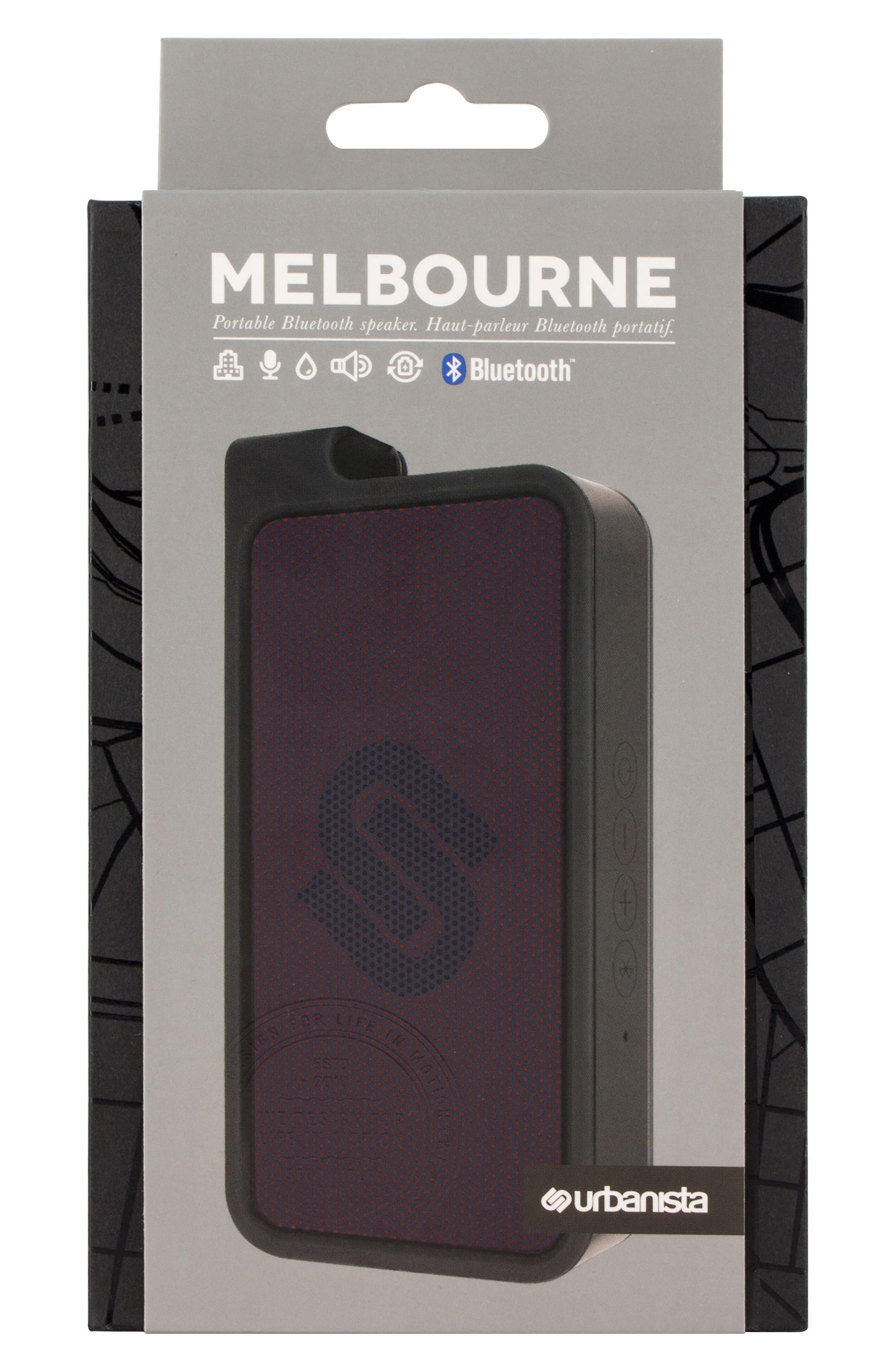 Melbourne Speaker,                             Alternate thumbnail 4, color,                             BLACK