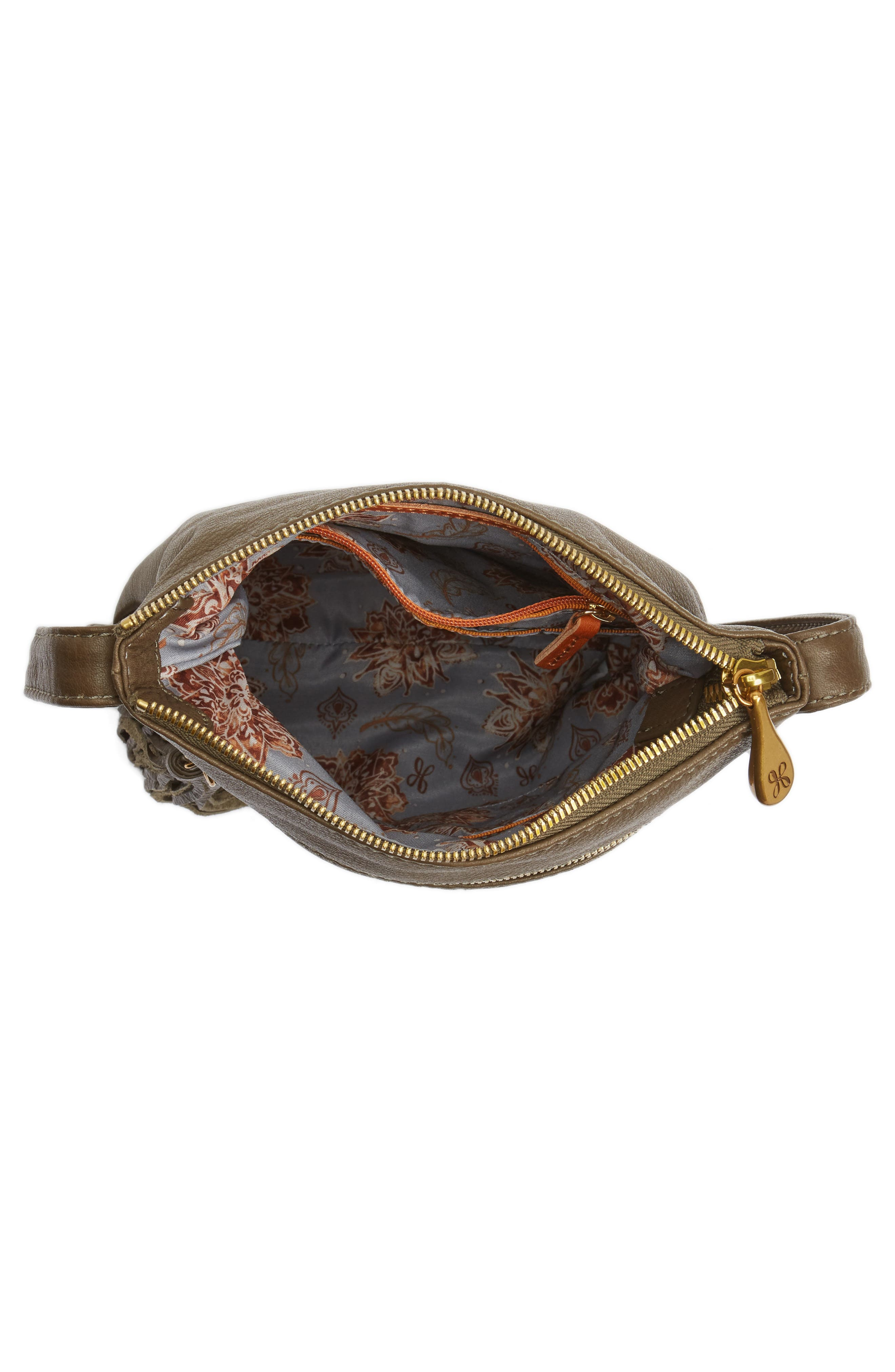 'Sarah' Leather Crossbody Bag,                             Alternate thumbnail 21, color,