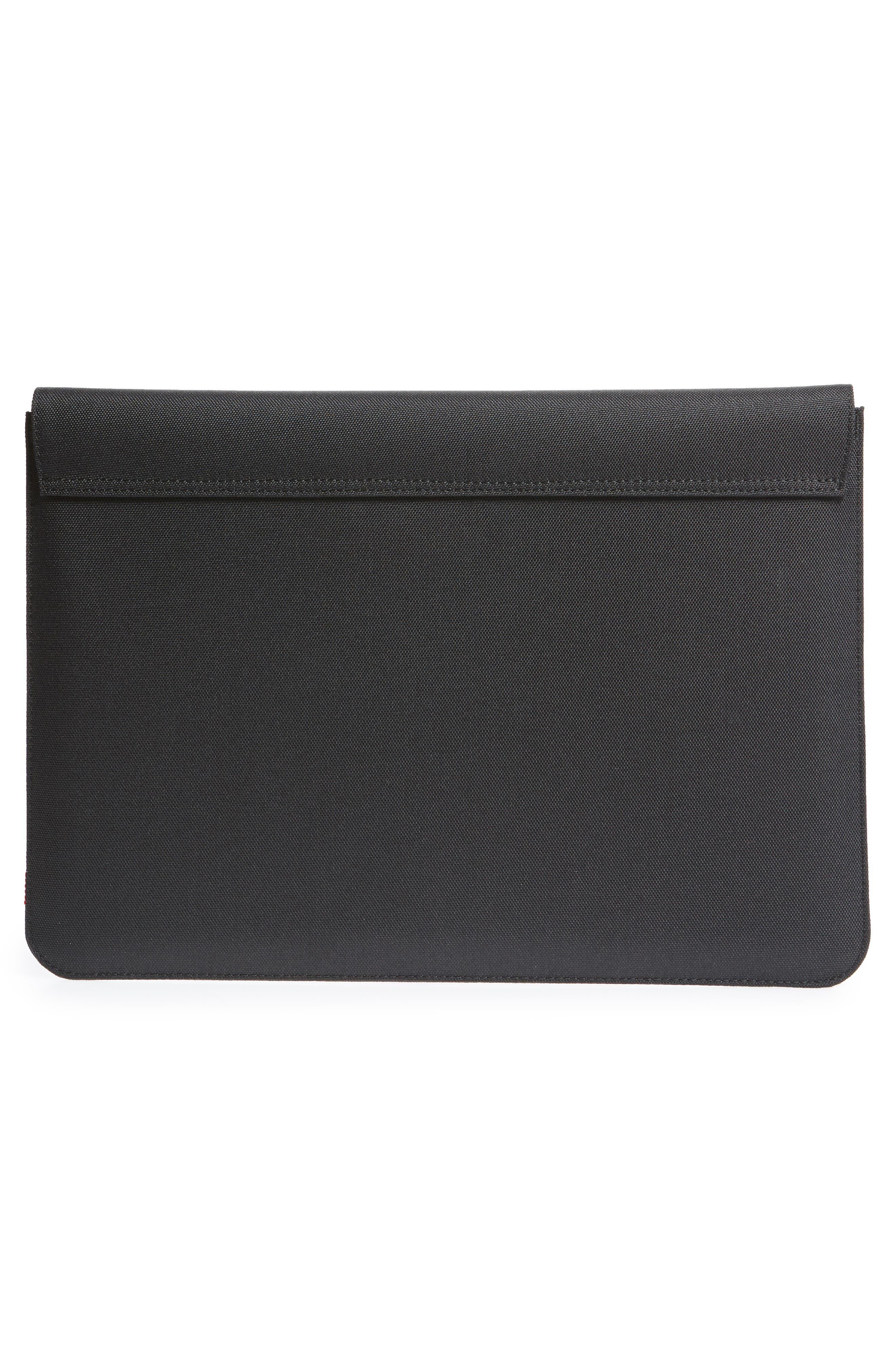 Spokane 13-Inch MacBook Canvas Sleeve,                             Alternate thumbnail 4, color,                             001