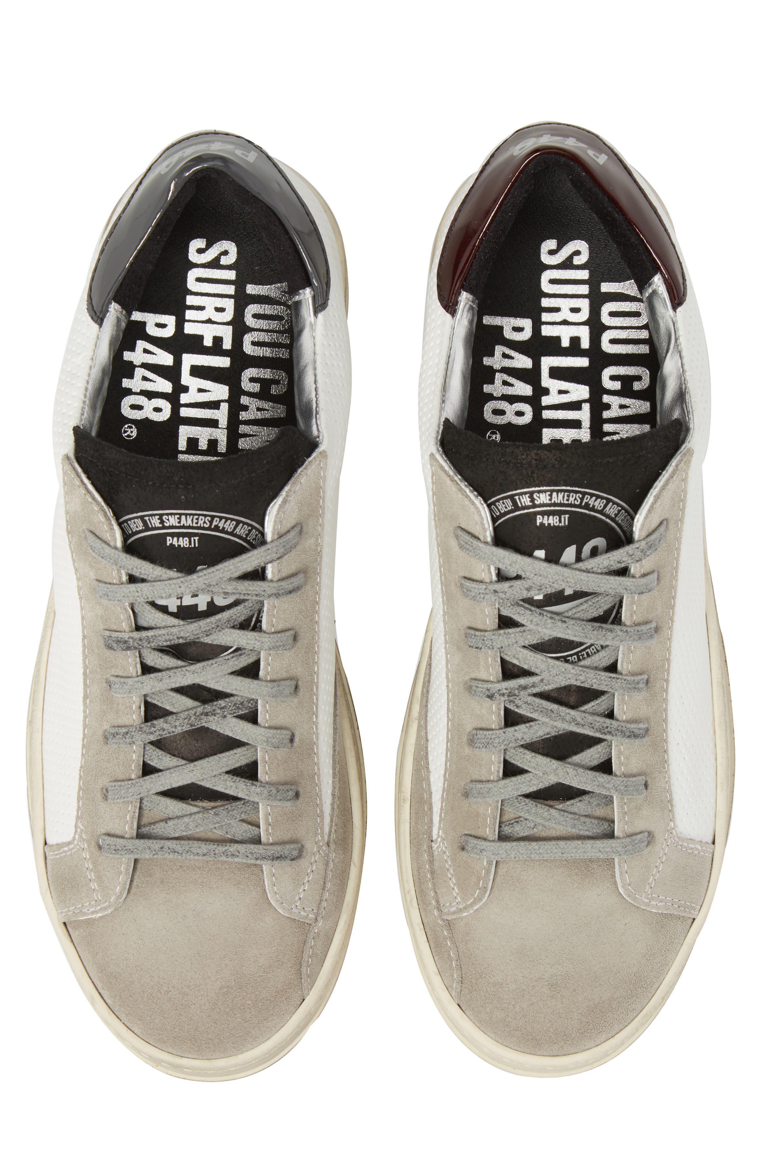 John Mix Low Top Sneaker,                         Main,                         color, 100