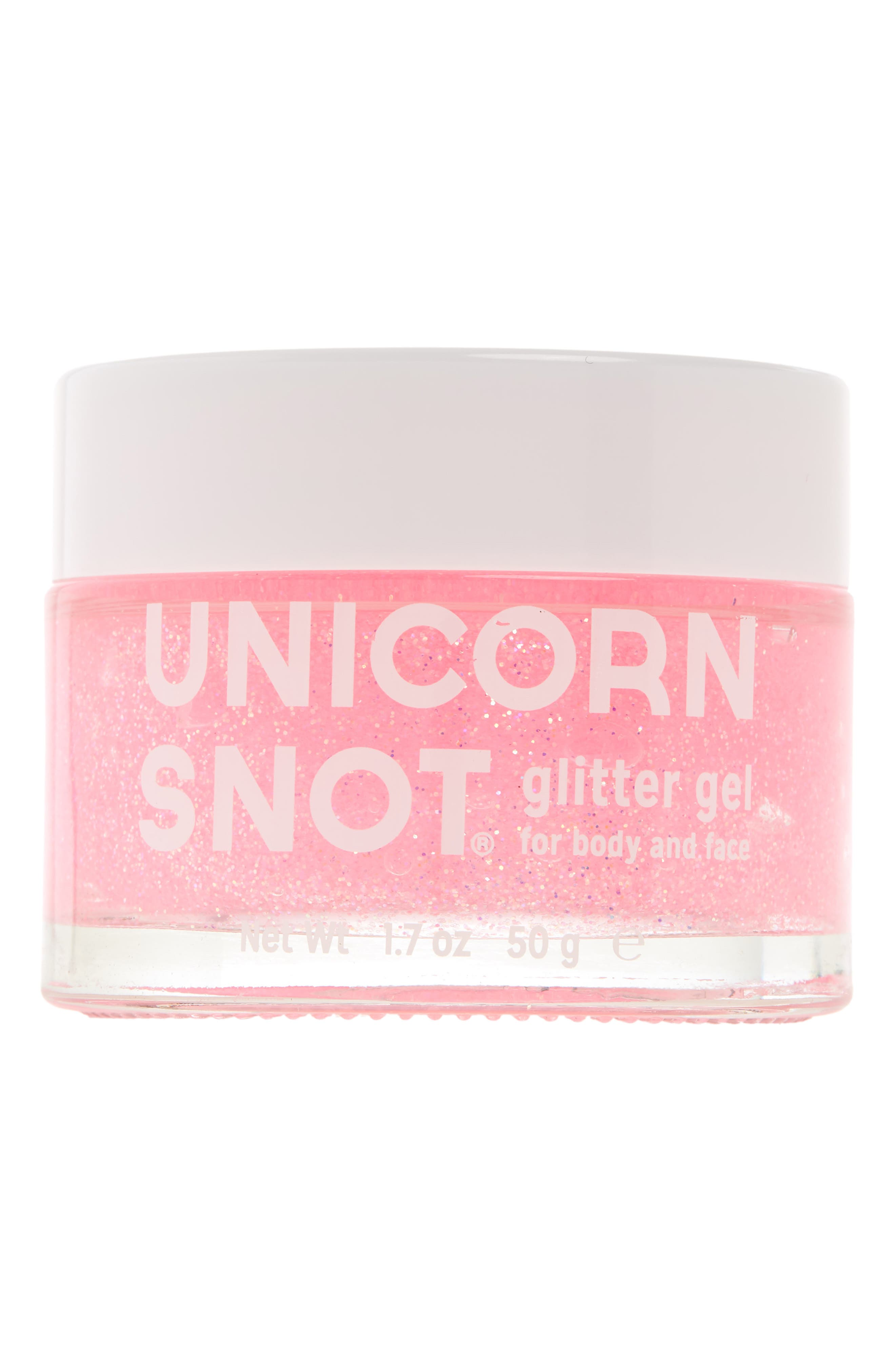 Unicorn Snot Glitter Gel,                             Main thumbnail 1, color,                             650