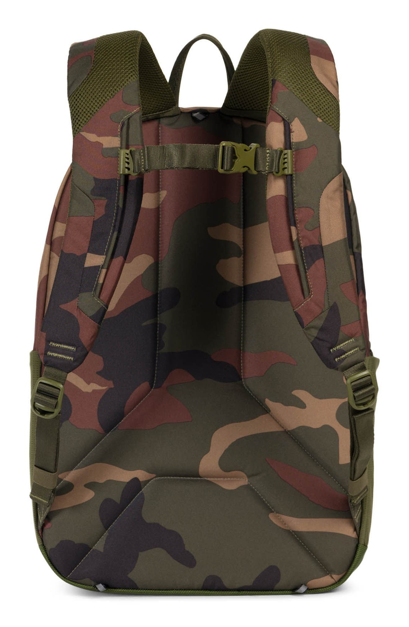 Rundle Trail Backpack,                             Alternate thumbnail 4, color,                             CAMO