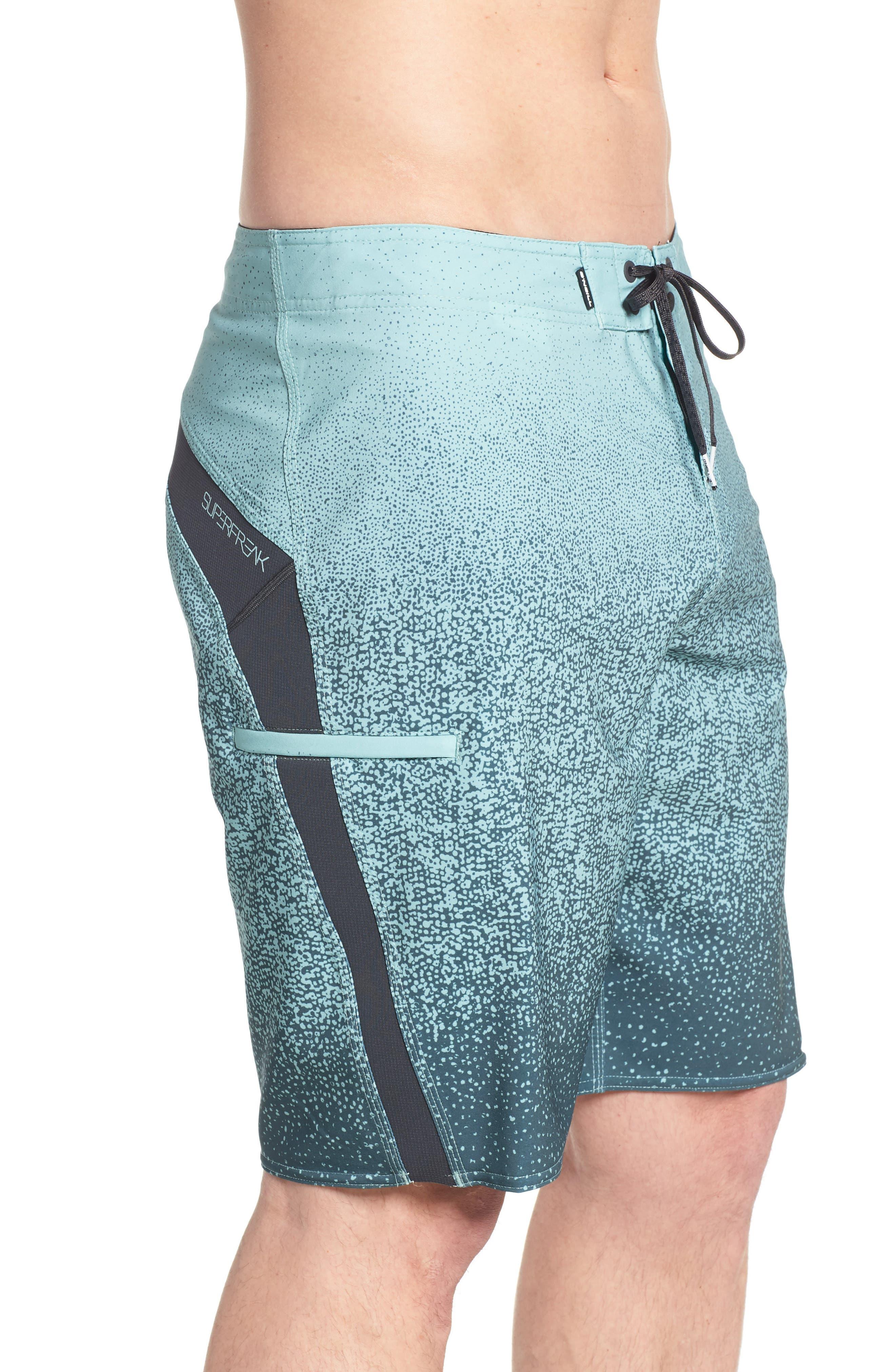 Superfreak Doppler Board Shorts,                             Alternate thumbnail 6, color,