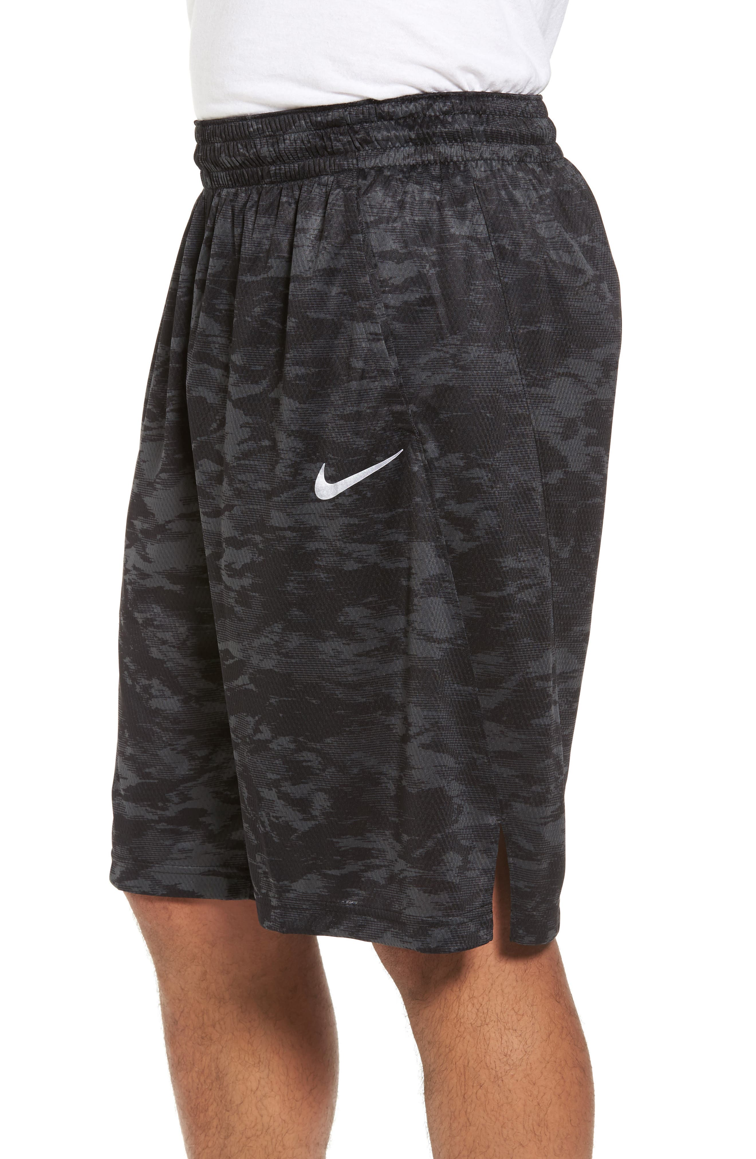 Dry Basketball Shorts,                             Alternate thumbnail 3, color,                             060
