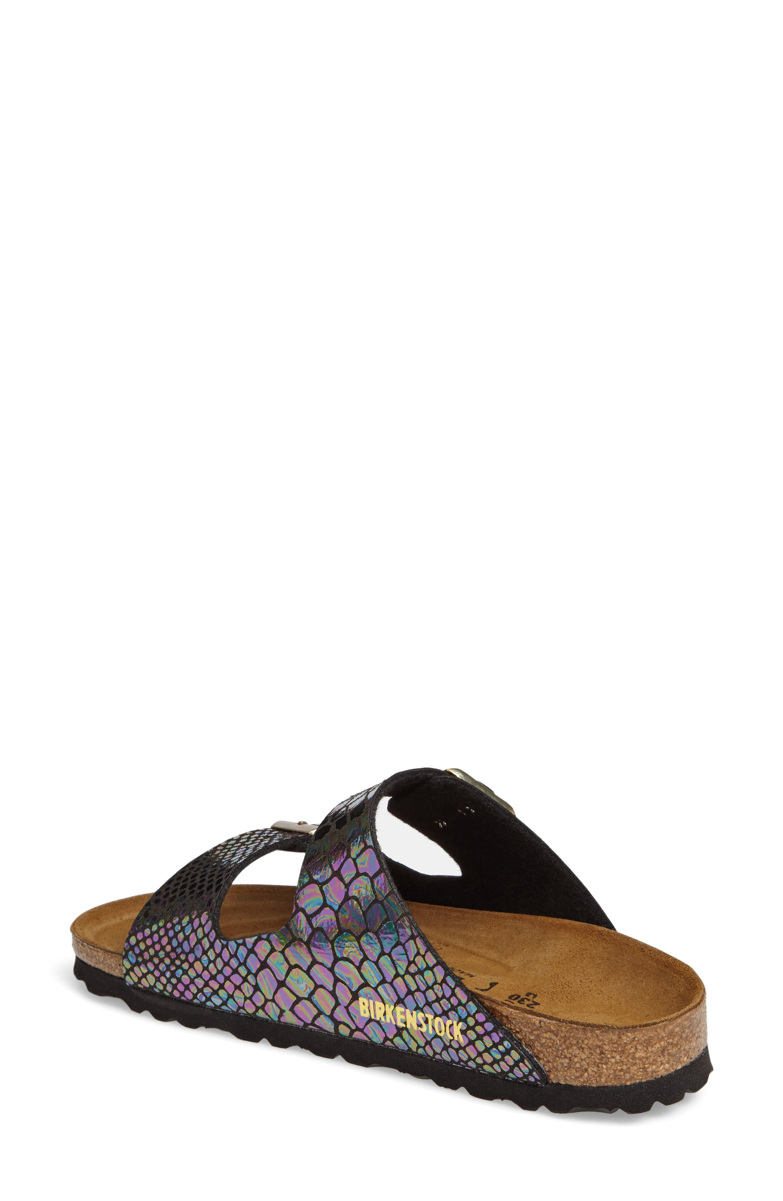 Papillio by Birkenstock 'Arizona' Birko-Flor Sandal,                             Alternate thumbnail 24, color,