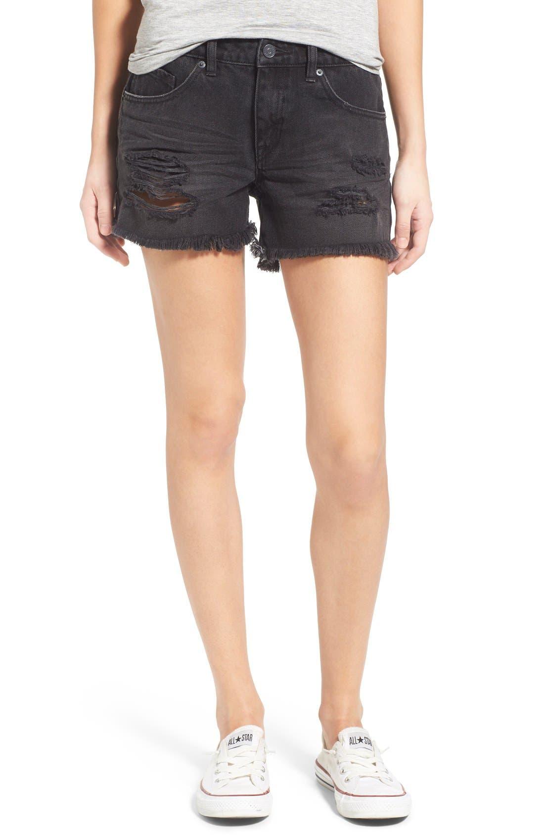'Stoneshort 3' Denim Shorts,                         Main,                         color, 003