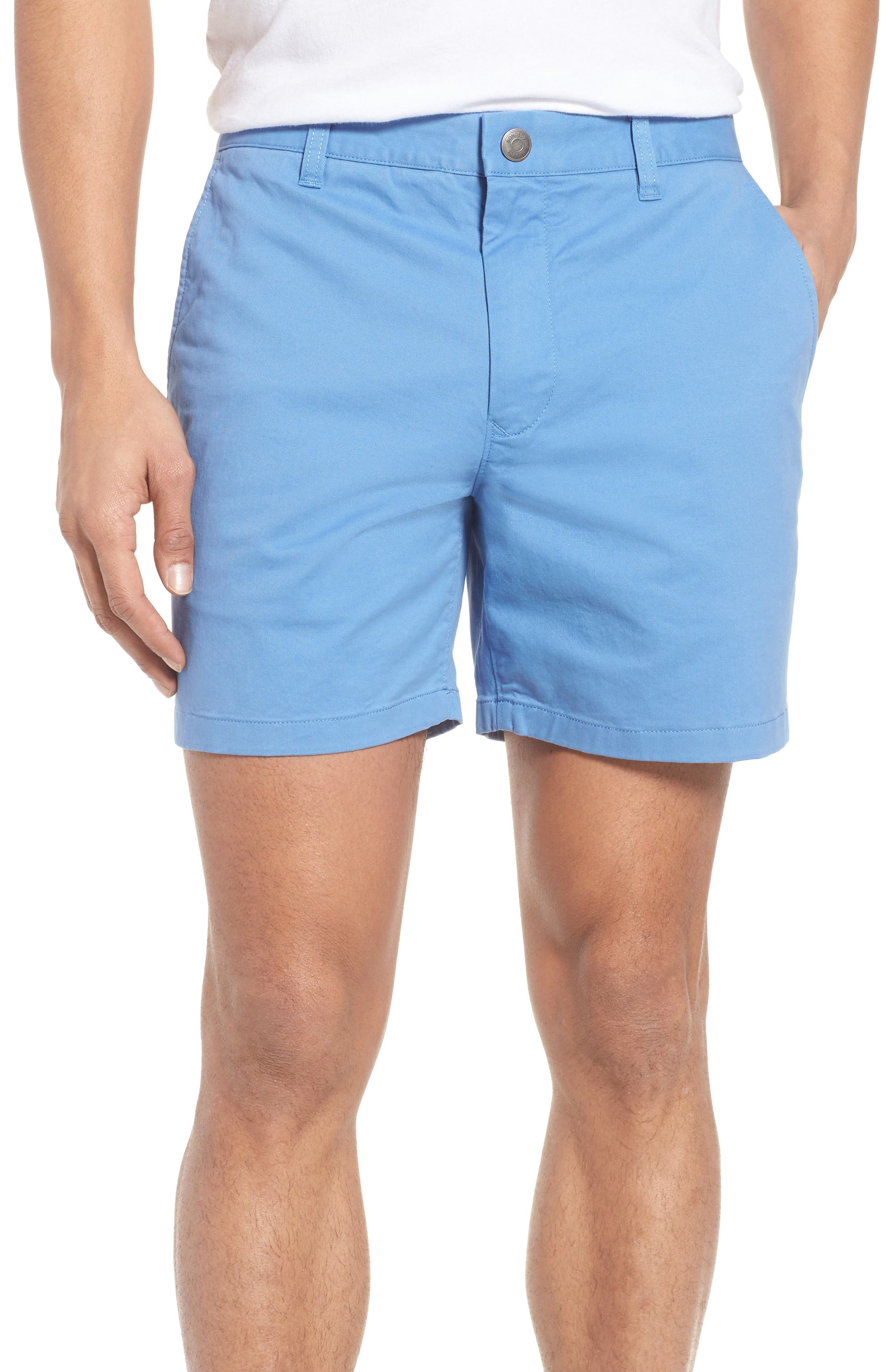 Stretch Washed Chino 5-Inch Shorts,                             Main thumbnail 9, color,