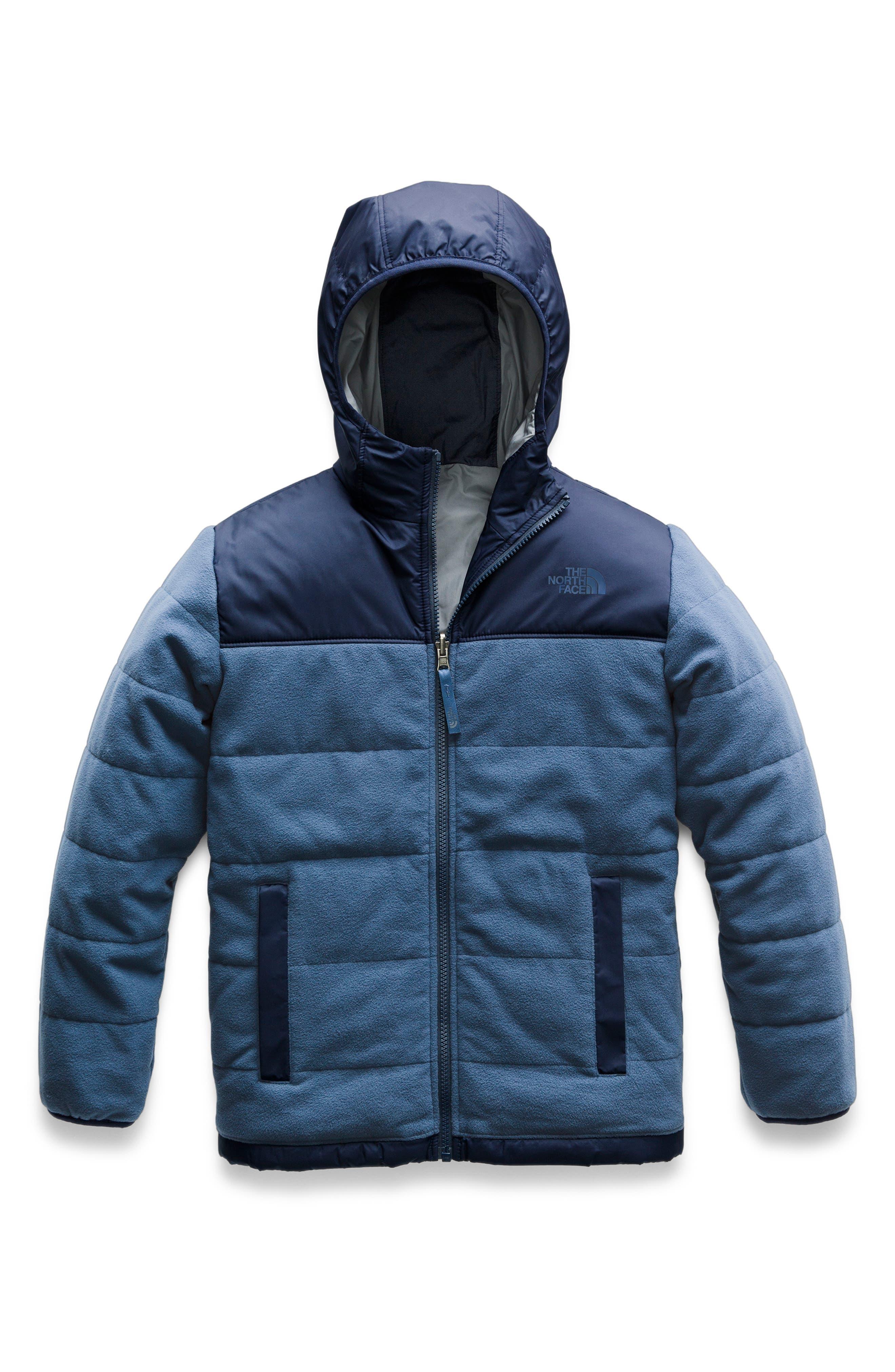 True or False Reversible Jacket,                             Alternate thumbnail 2, color,                             SHADY BLUE