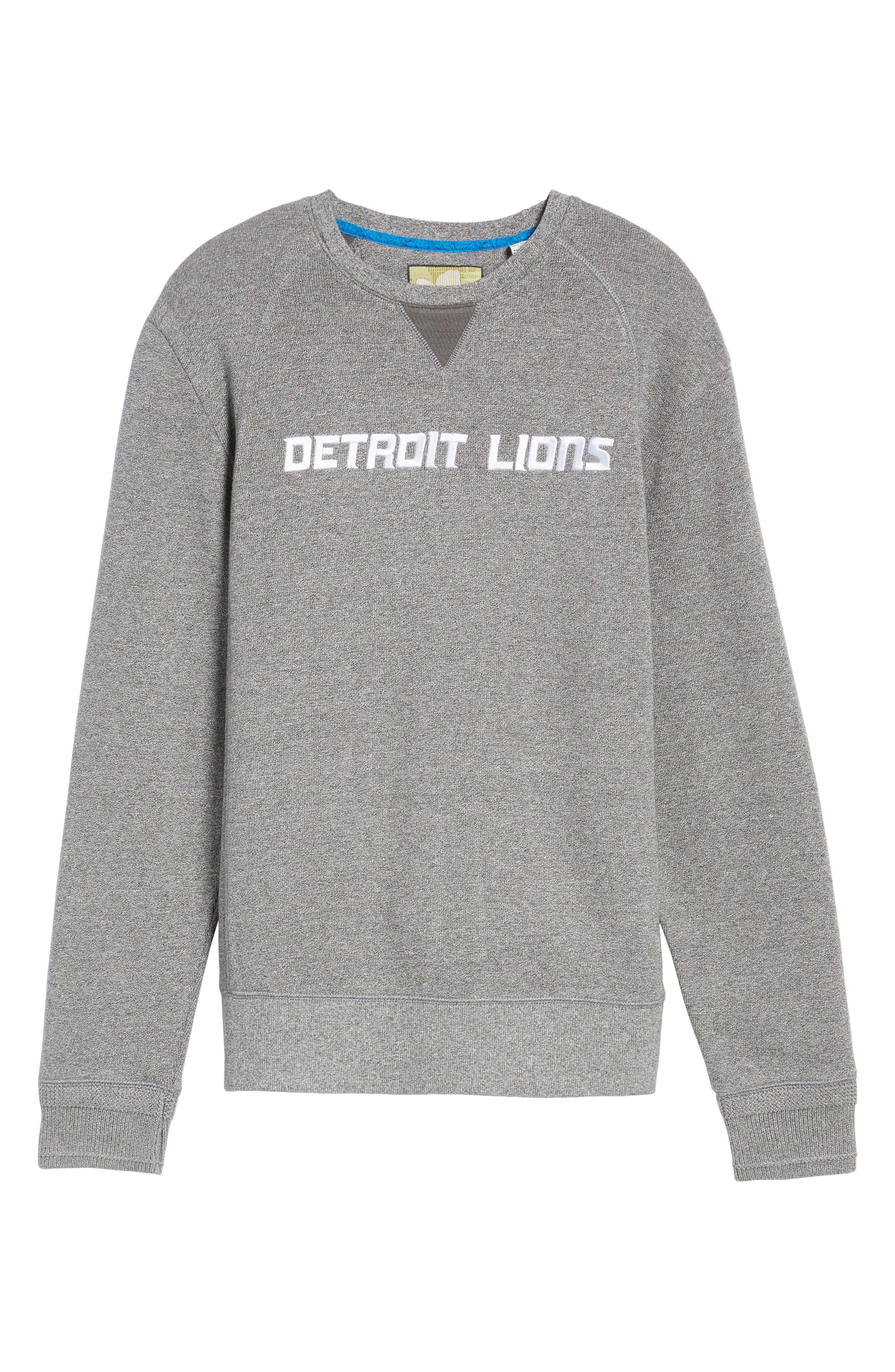 NFL Stitch of Liberty Embroidered Crewneck Sweatshirt,                             Alternate thumbnail 170, color,